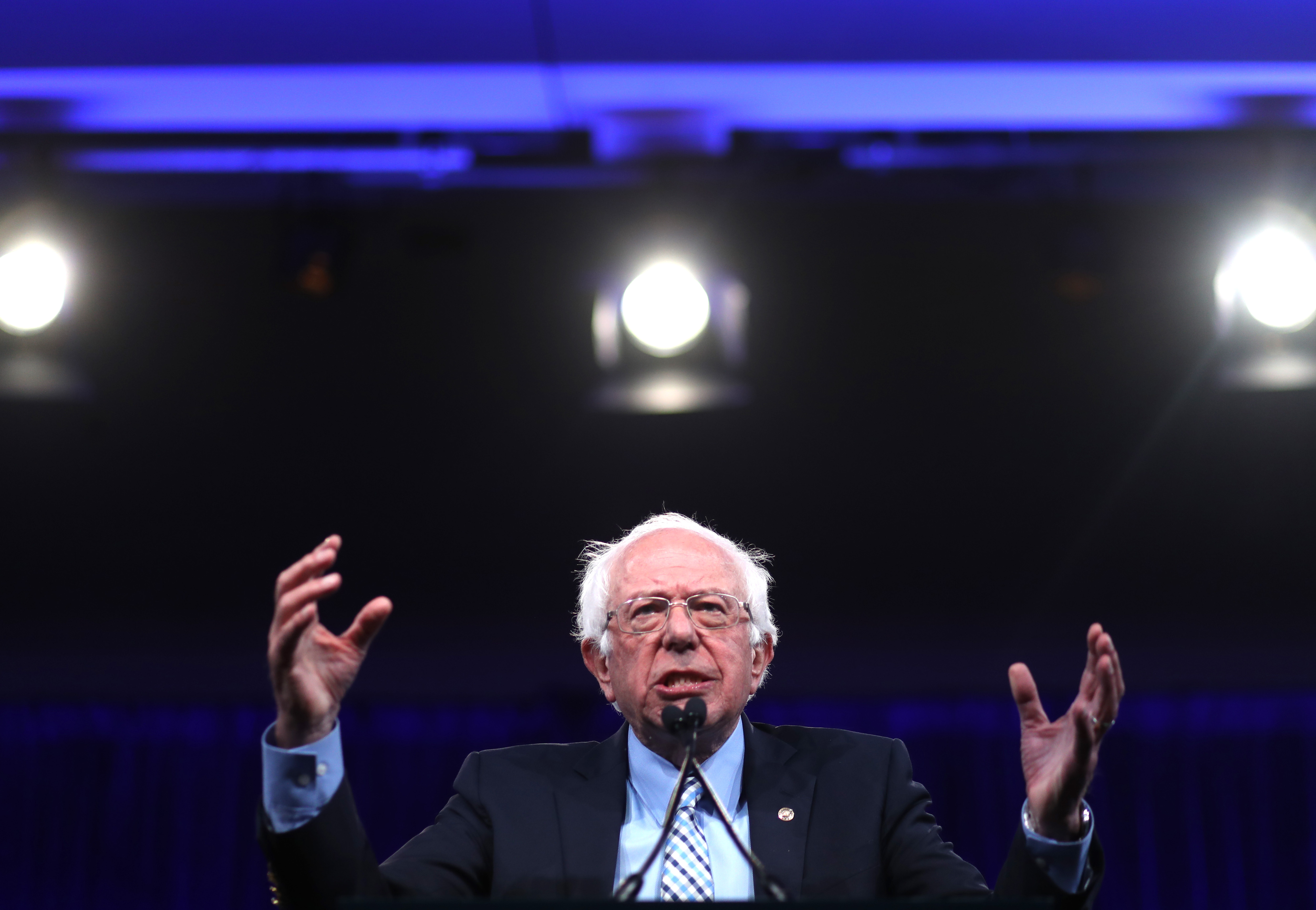 Presidential Candidates Attend Democratic National Committee Summer Meeting
