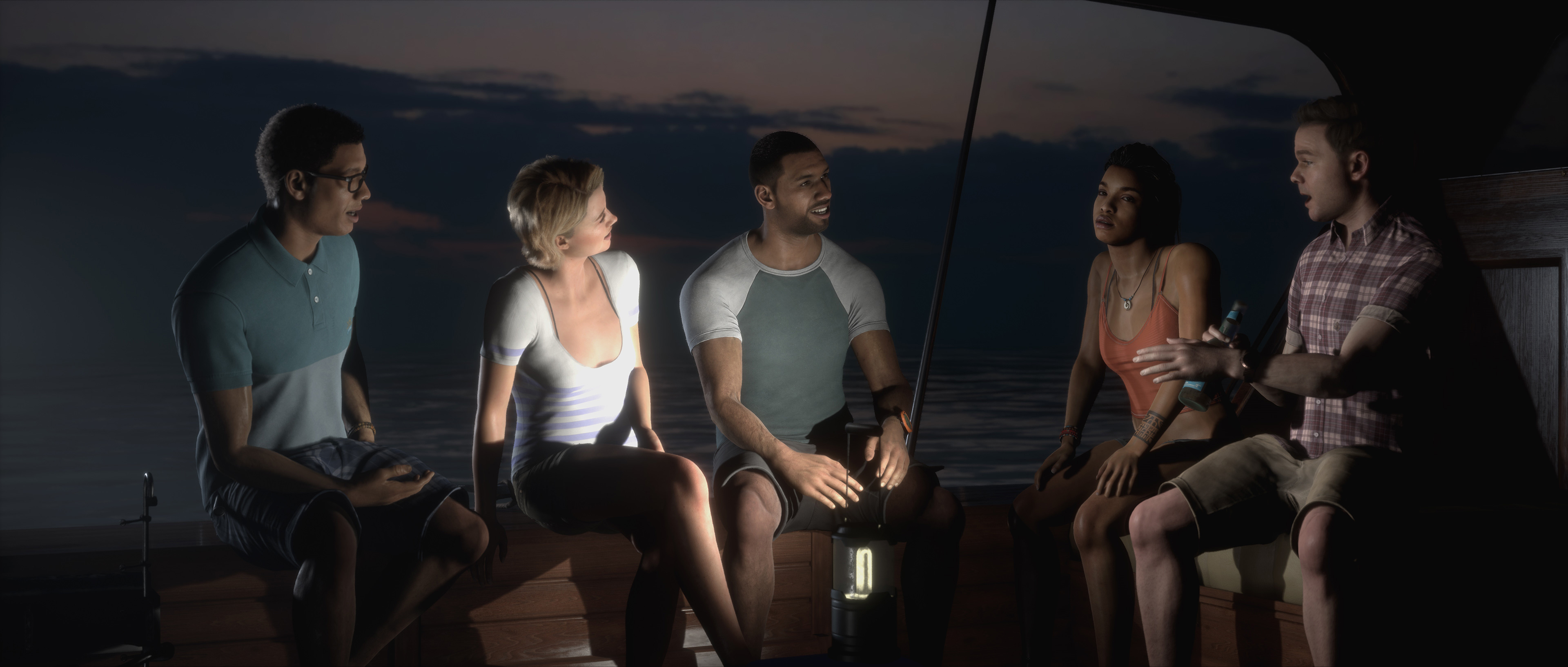 Man of Medan review: Fight pirates in a ghost ship, or die trying