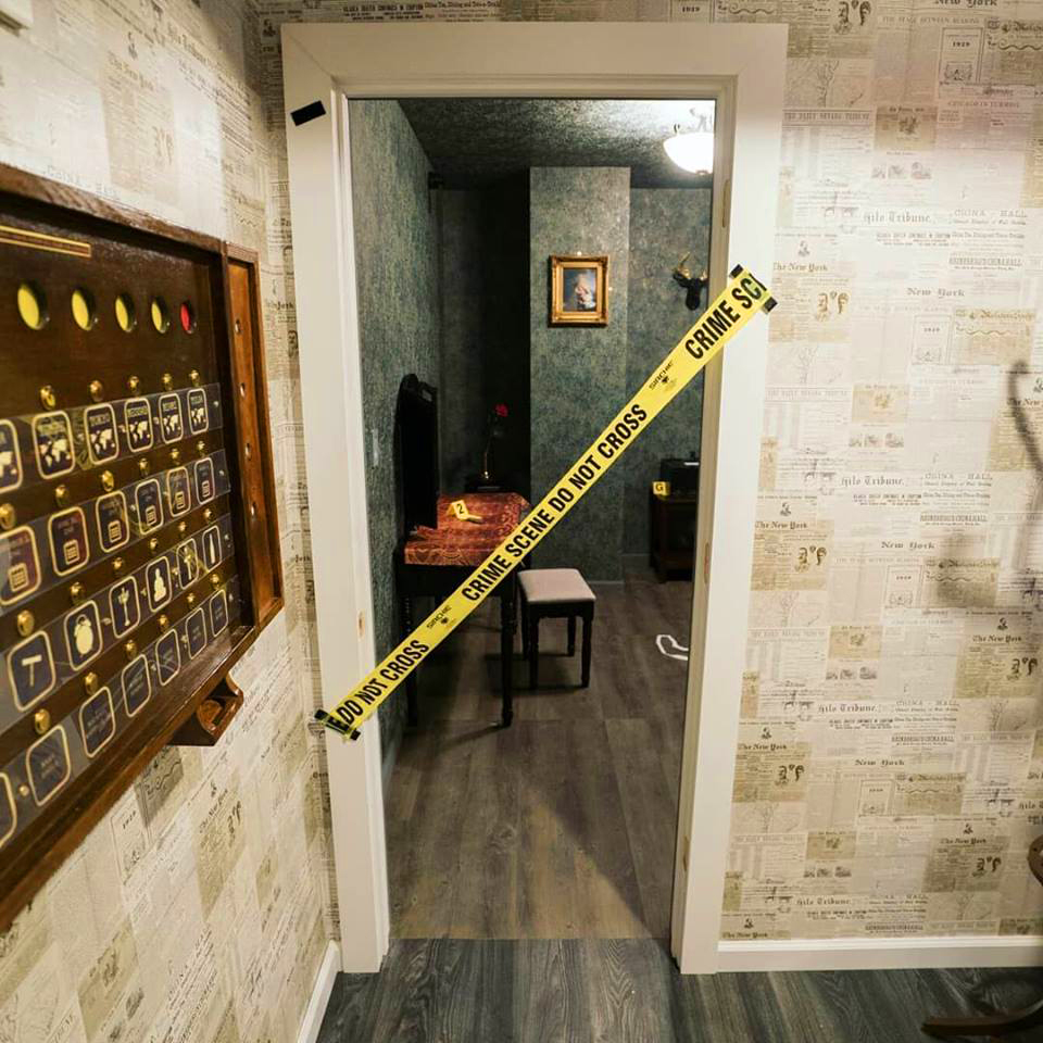 Dine and Drink After You Flee the Palazzo's PanIQ Escape Rooms