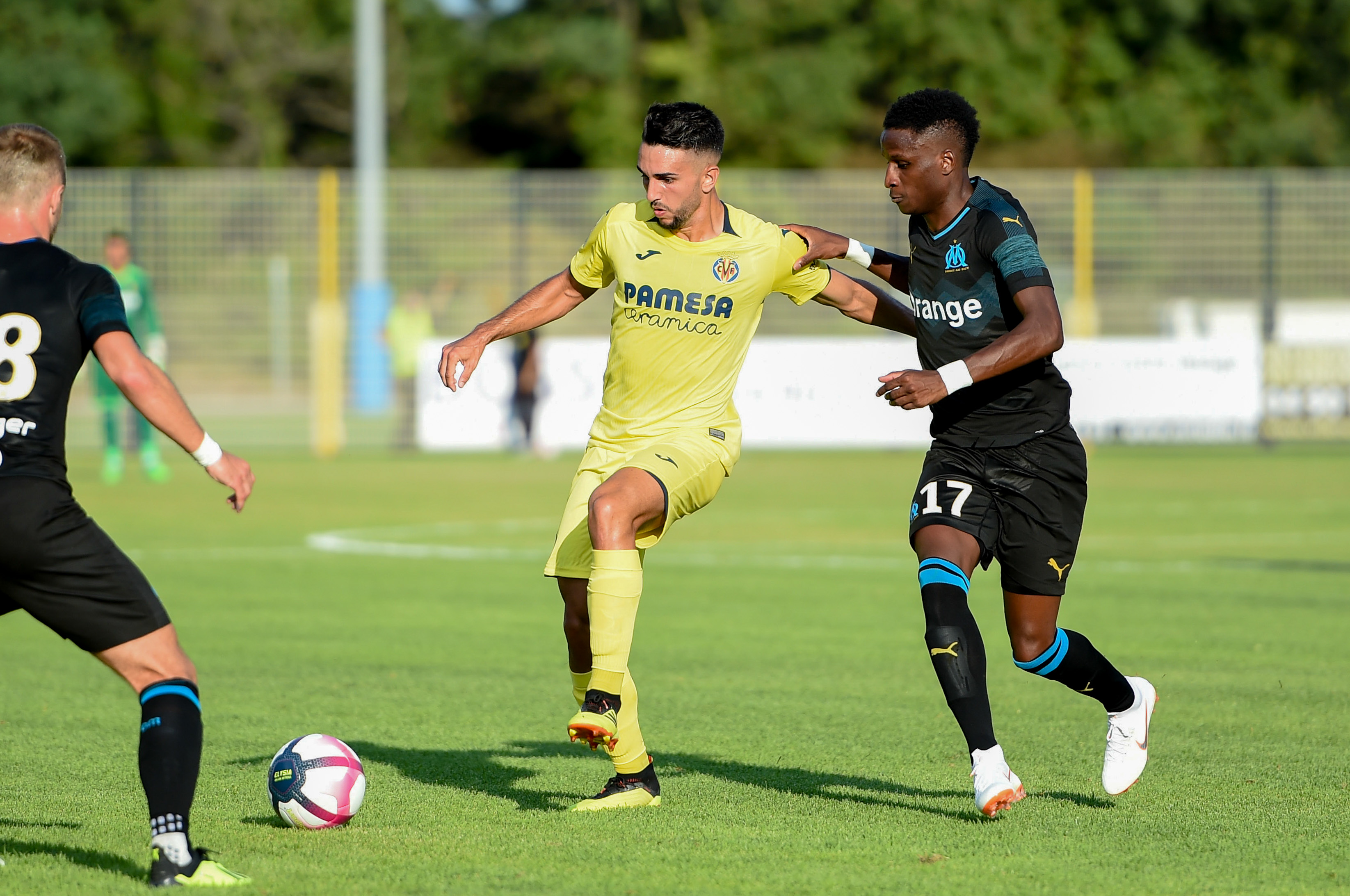 Olympique de Marseille v Villarreal - Friendly Match