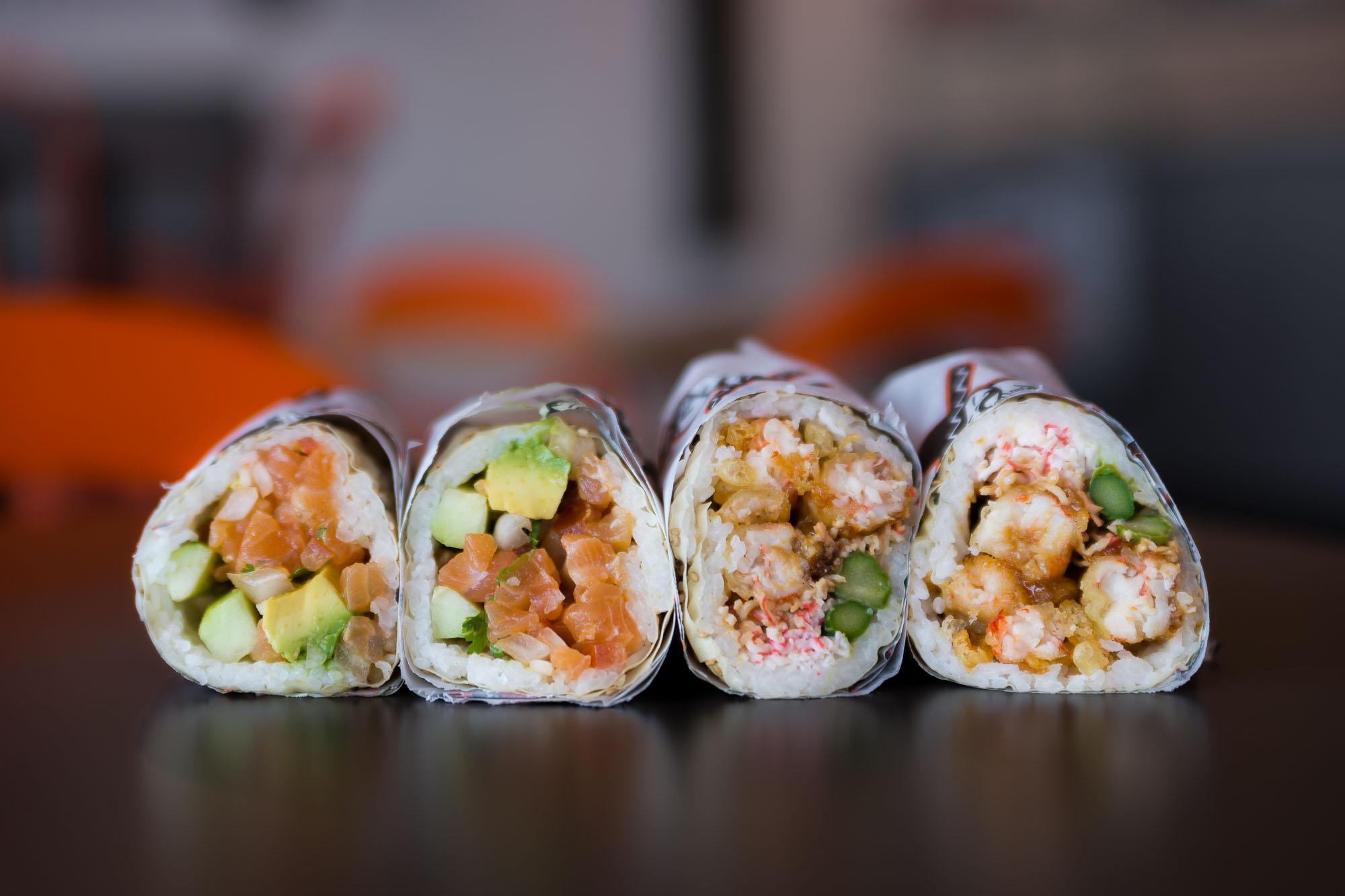 The Originator of the Sushi Burrito Closes in the Southwest