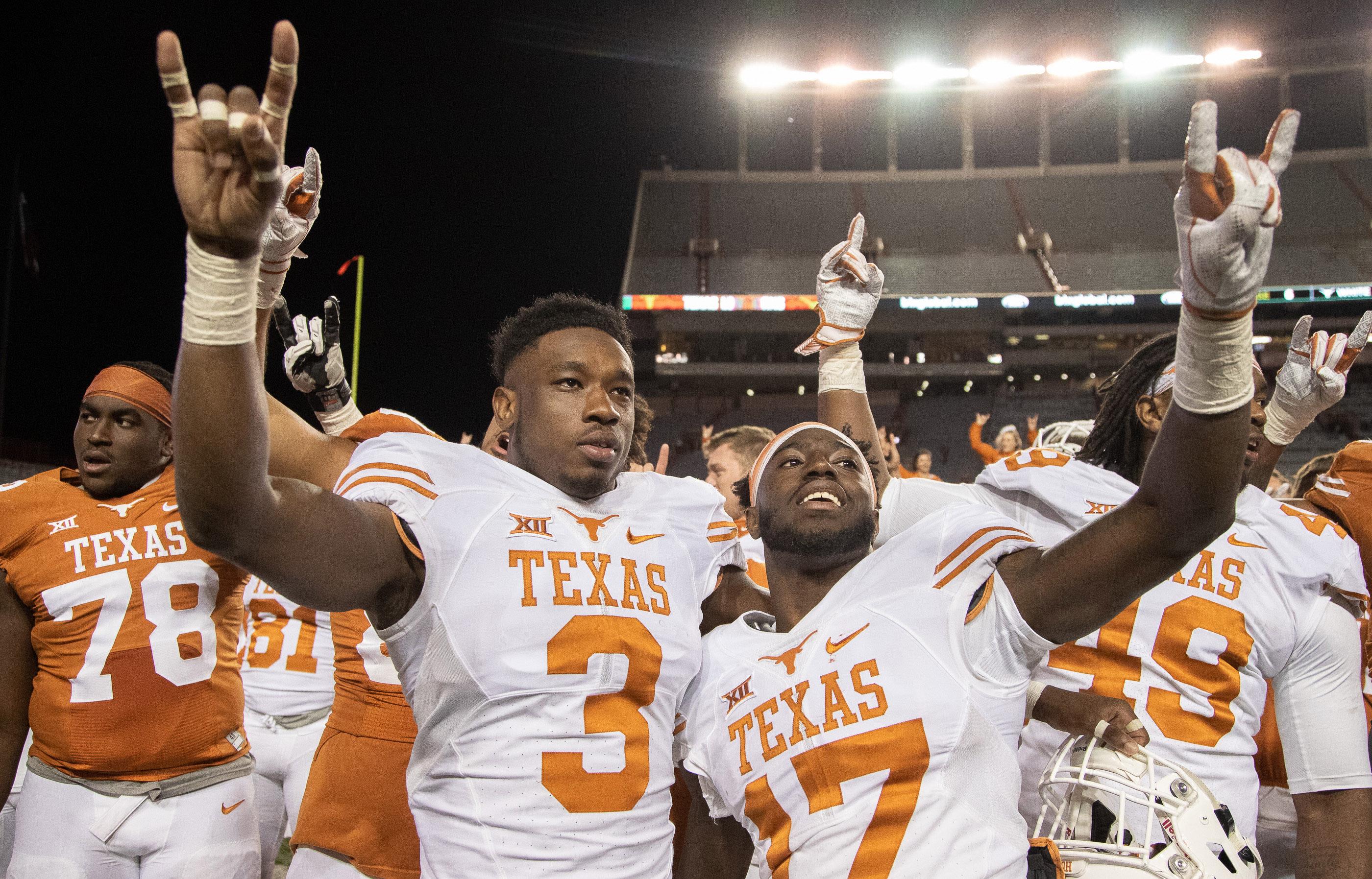 Texas Longhorns Recruiting - Burnt Orange Nation