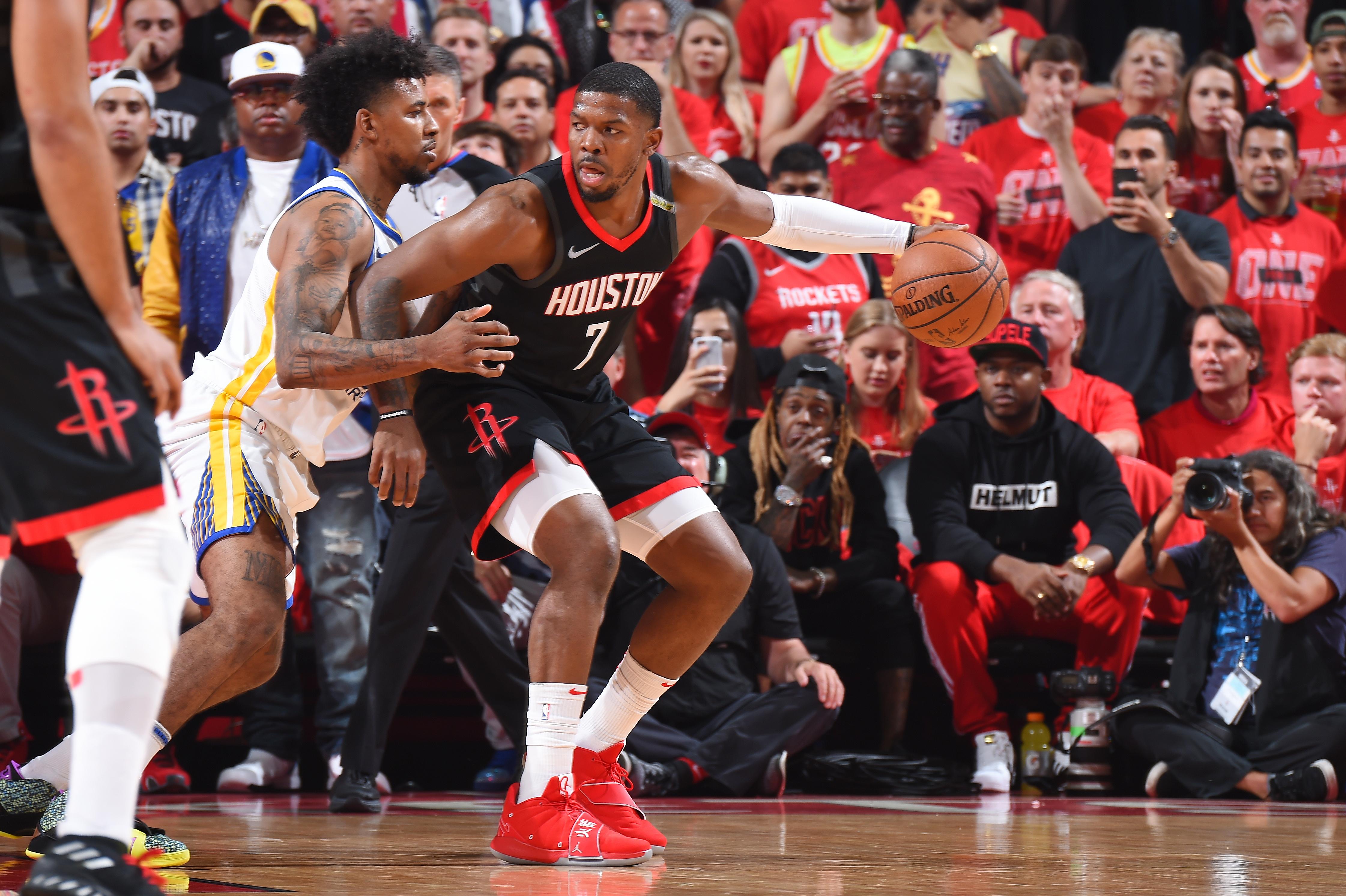 Golden State Warriors v Houston Rockets - Game Seven