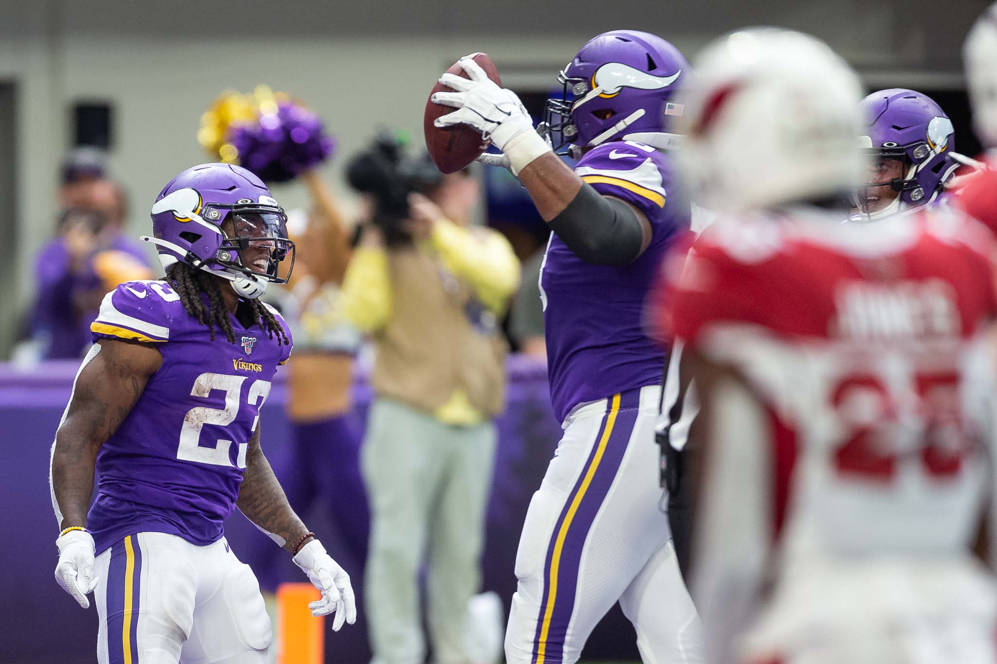 NFL: Preseason-Arizona Cardinals at Minnesota Vikings