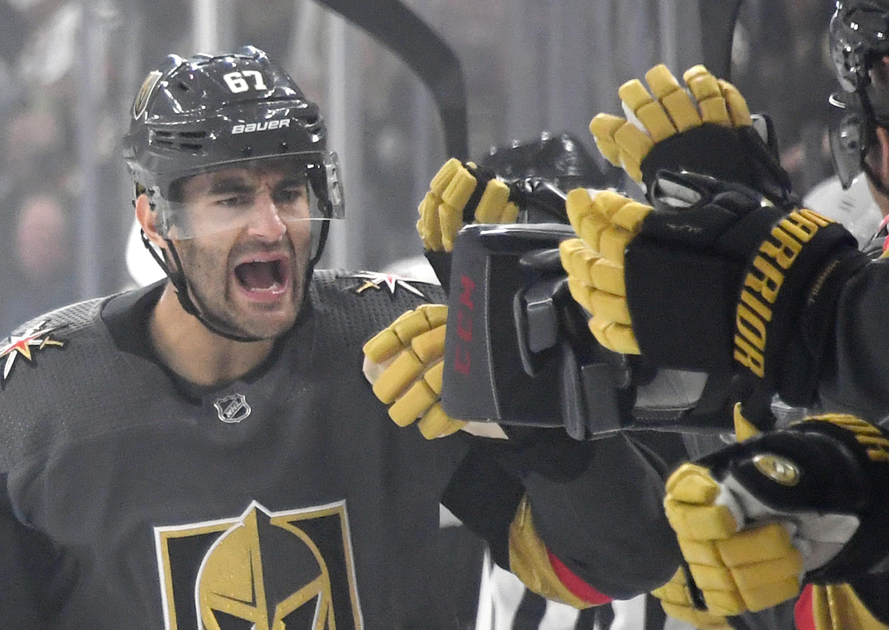 San Jose Sharks v Vegas Golden Knights - Game Four