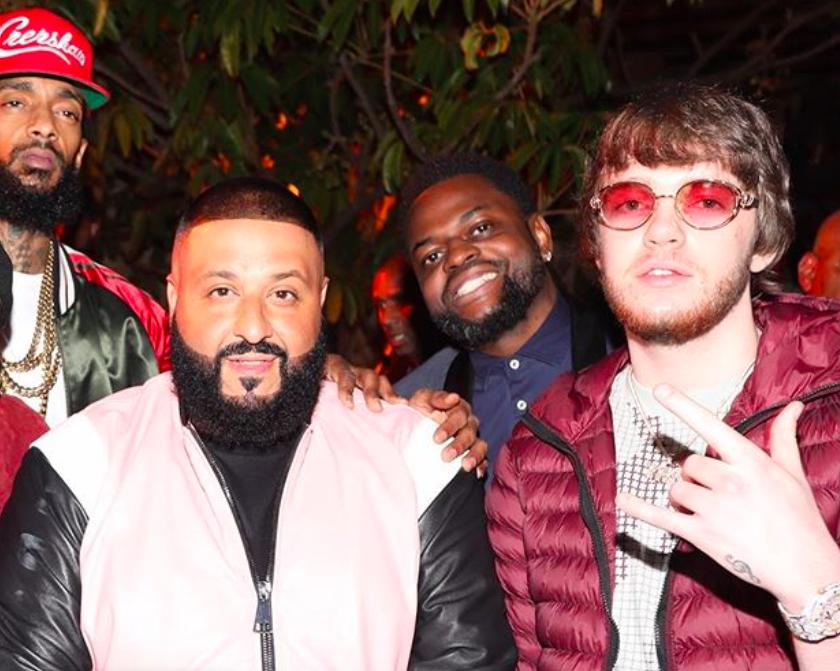 Nipsey Hussle, DJ Khaled, and Murda Beatz