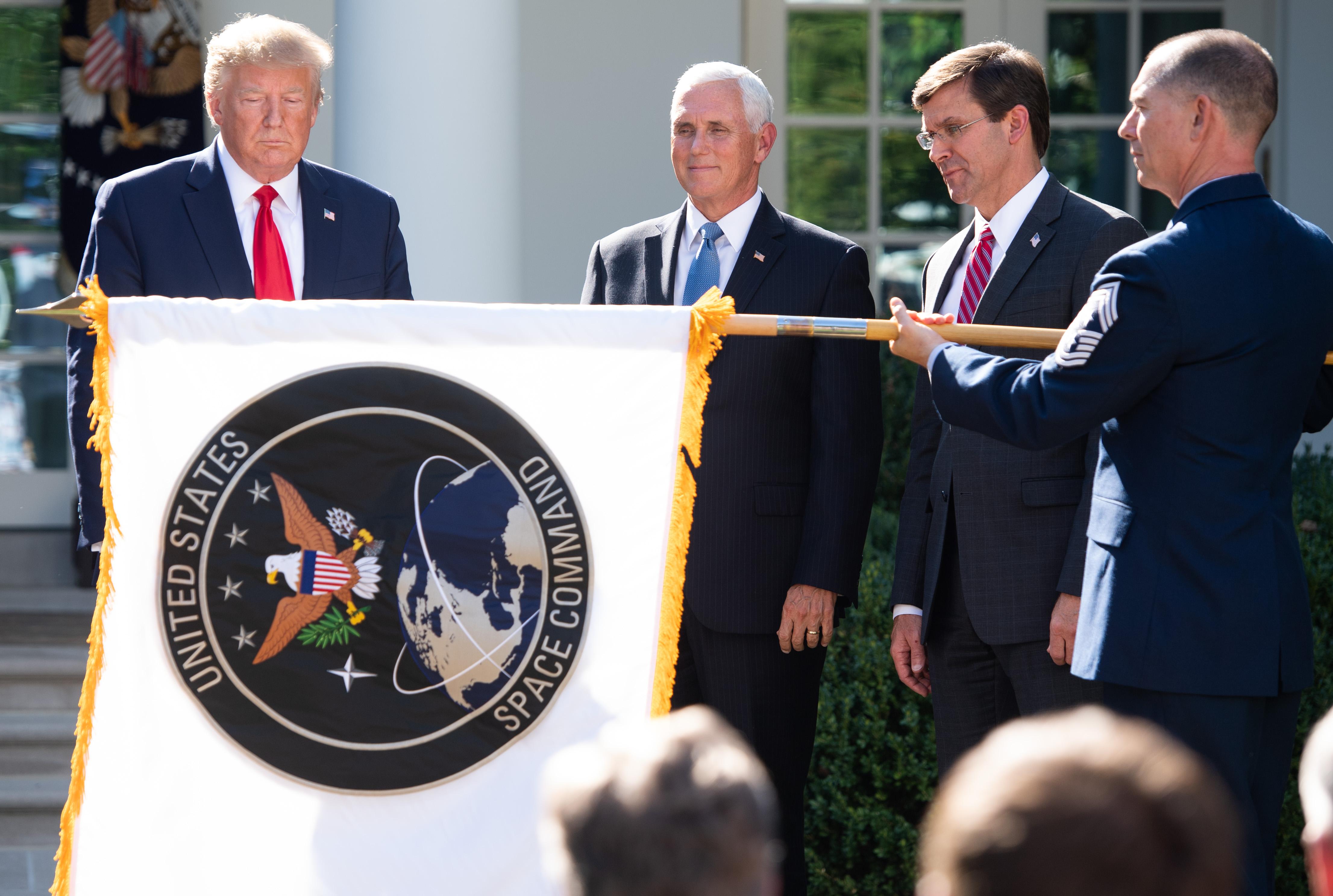 US-POLITICS-SPACE-TRUMP