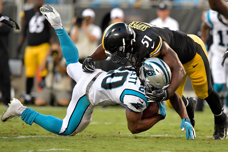 Pittsburgh Steelers v Carolina Panthers