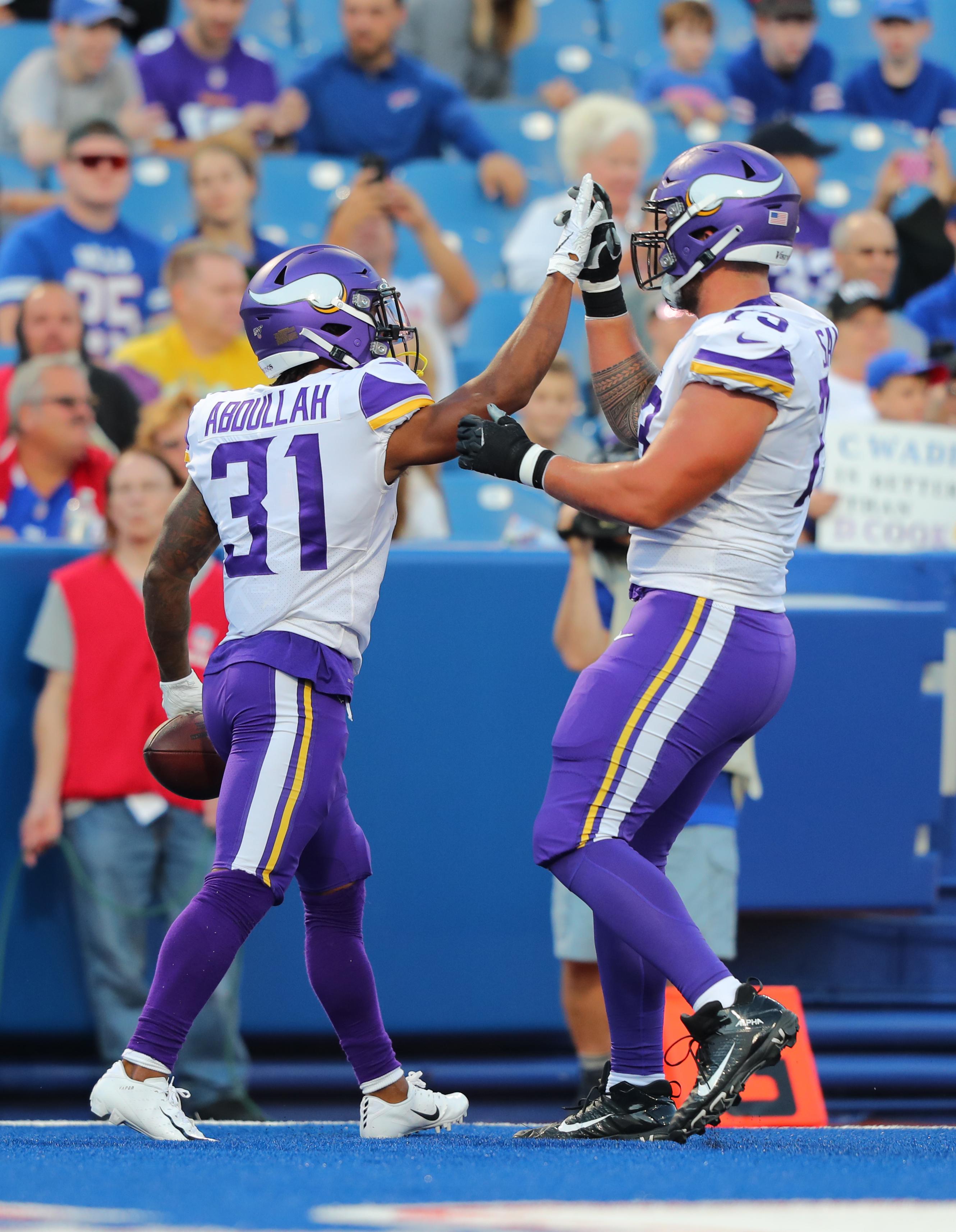 Minnesota Vikings v Buffalo Bills