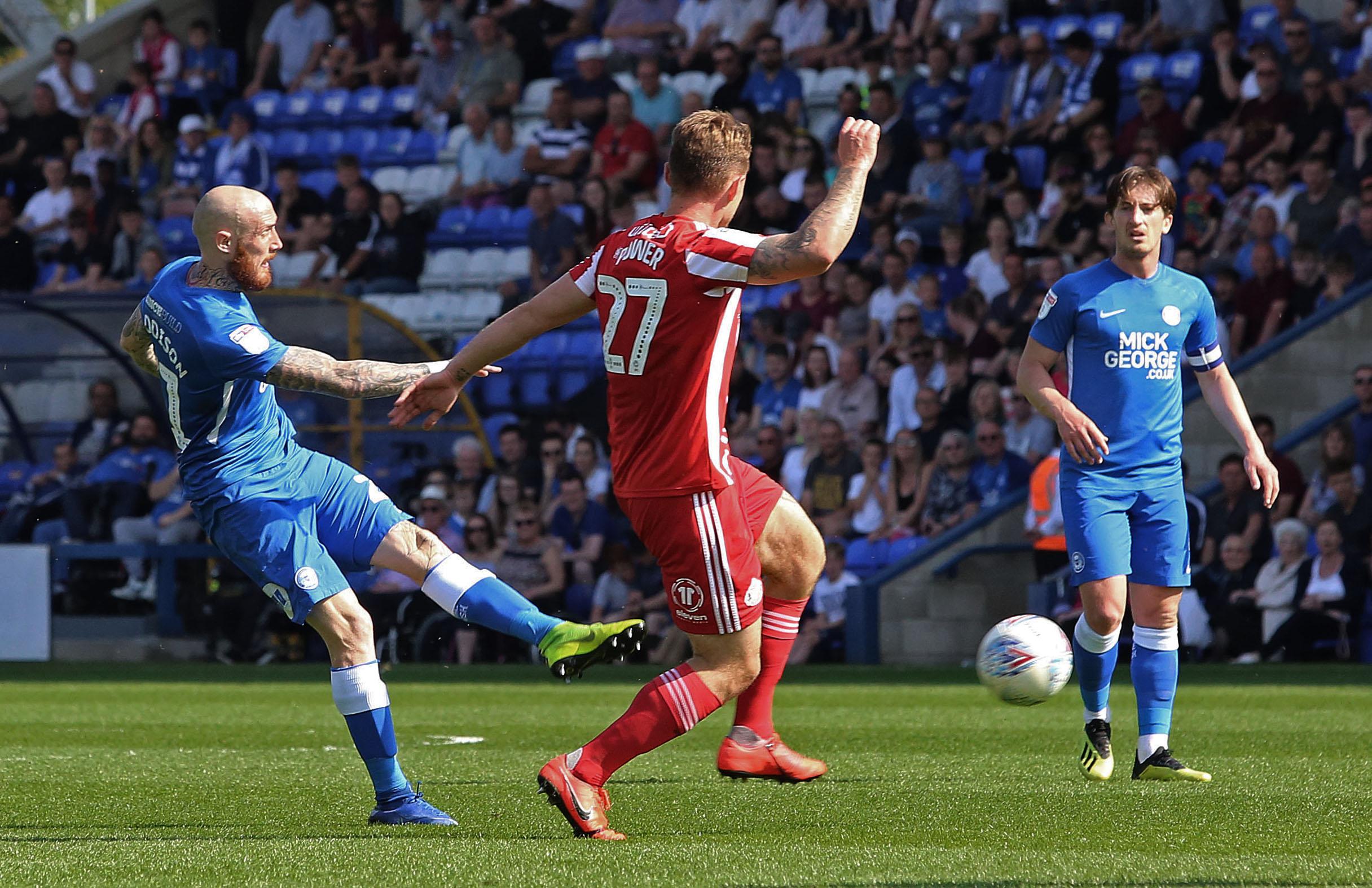 Peterborough United v Sunderland - Sky Bet League One
