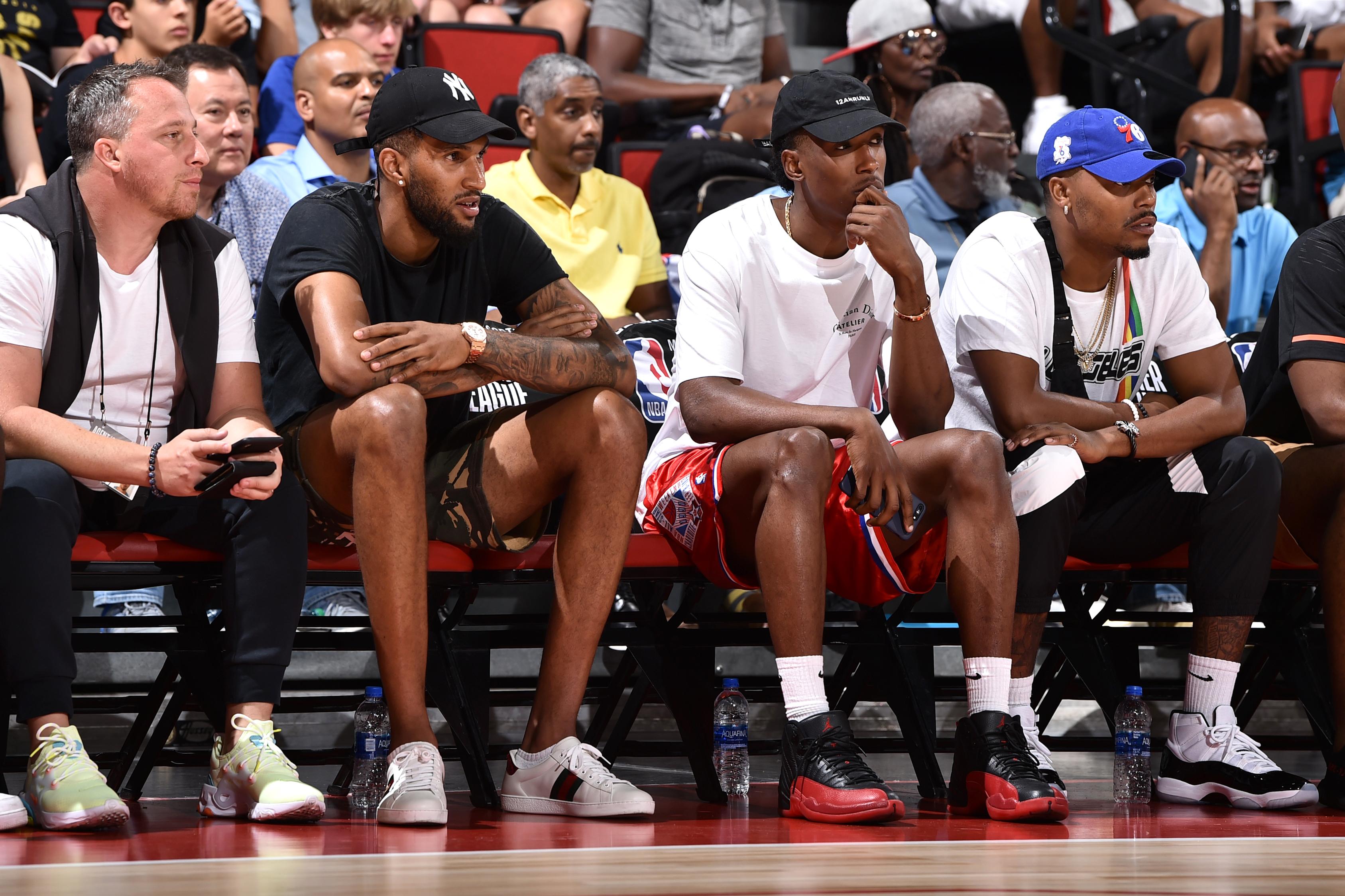2019 Las Vegas Summer League - Philadelphia 76ers v Detroit Pistons