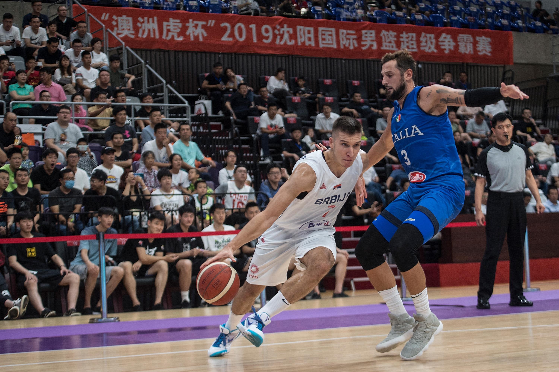 Serbia v Italy - International Men's Basketball Super Tournament 2019