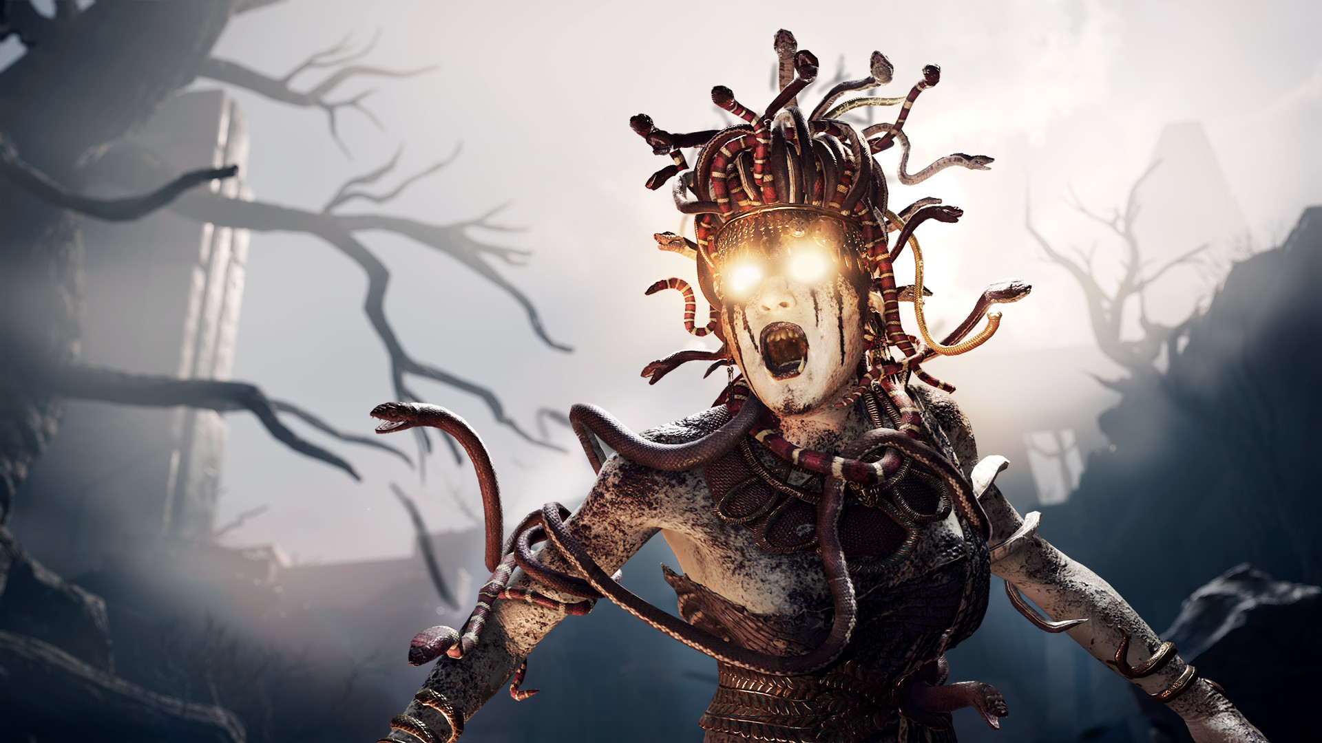 Saving Medusa for the end of Assassin's Creed Odyssey made beating it even sweeter