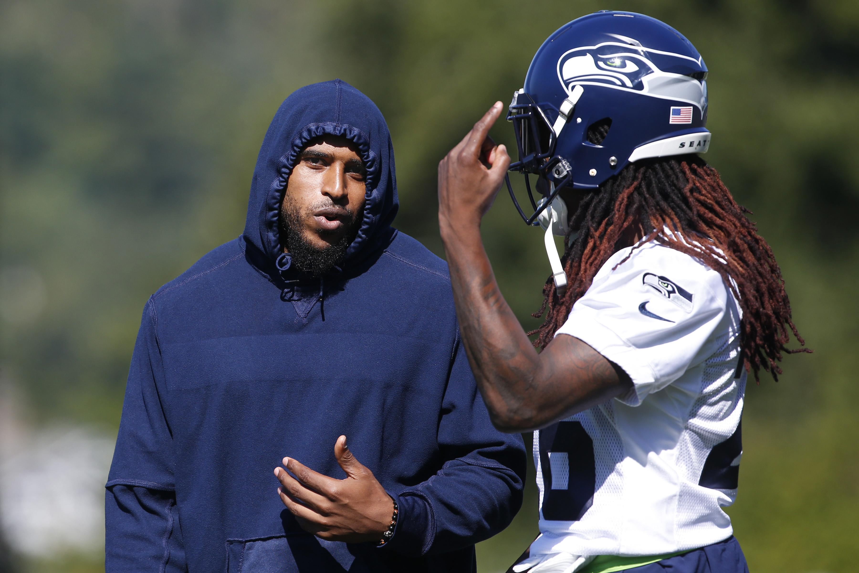 NFL: Seattle Seahawks-Training Camp