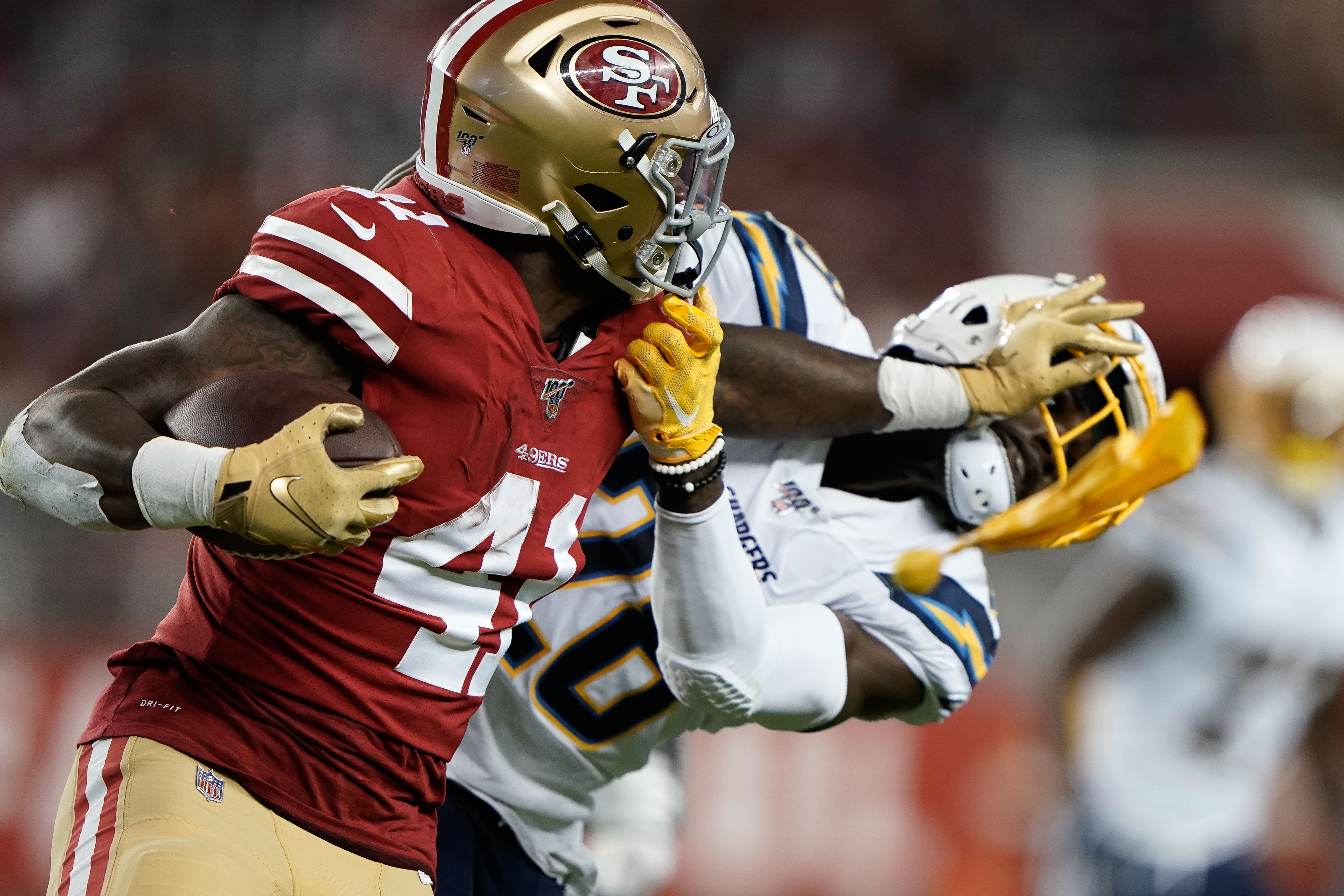 NFL: Preseason-Los Angeles Chargers at San Francisco 49ers