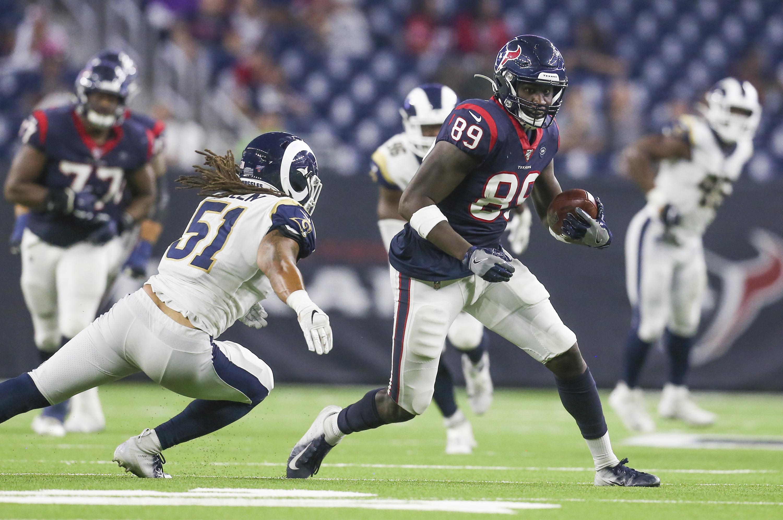 NFL: Preseason-Los Angeles Rams at Houston Texans