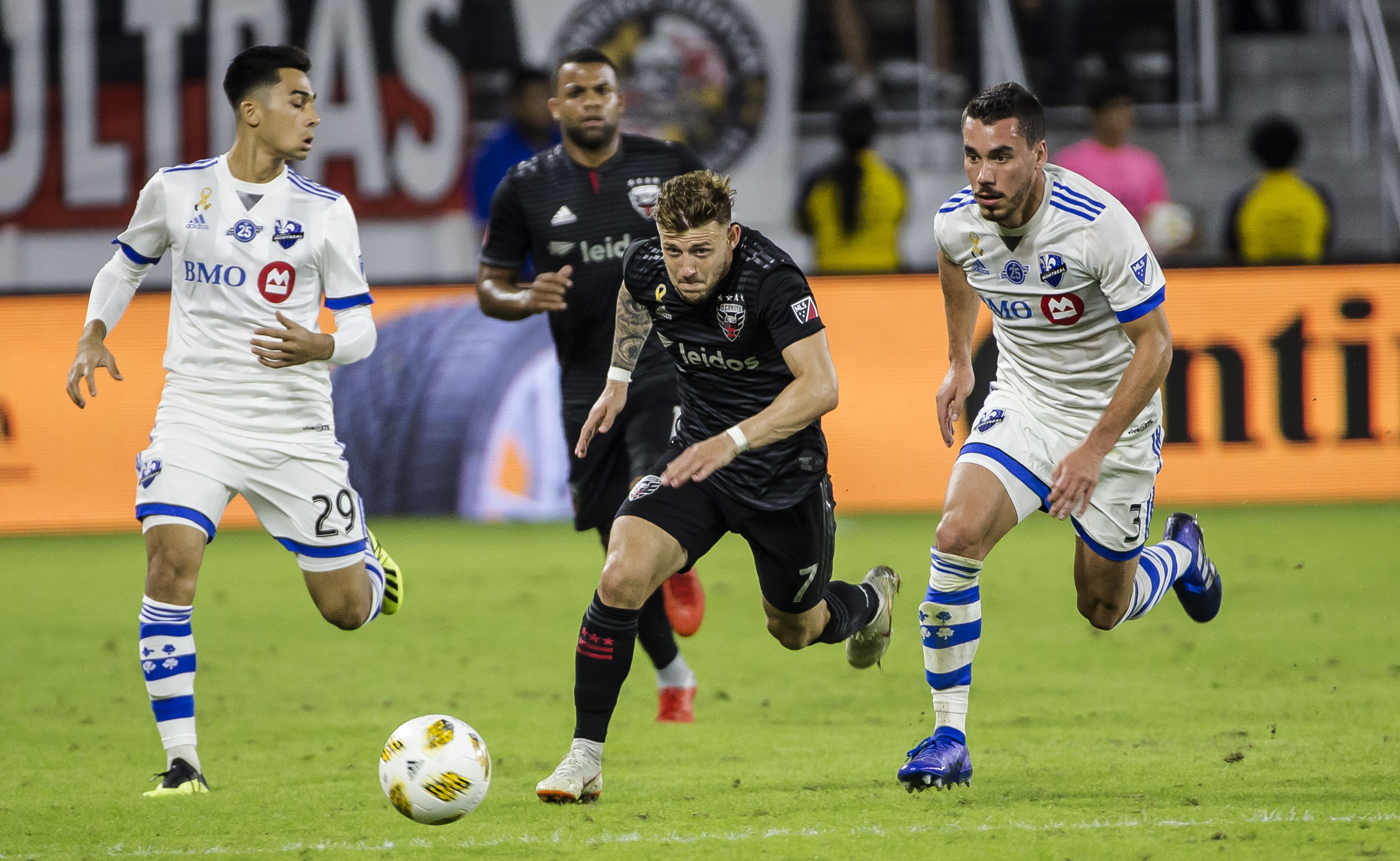 SOCCER: SEP 29 MLS - Montreal Impact at DC United
