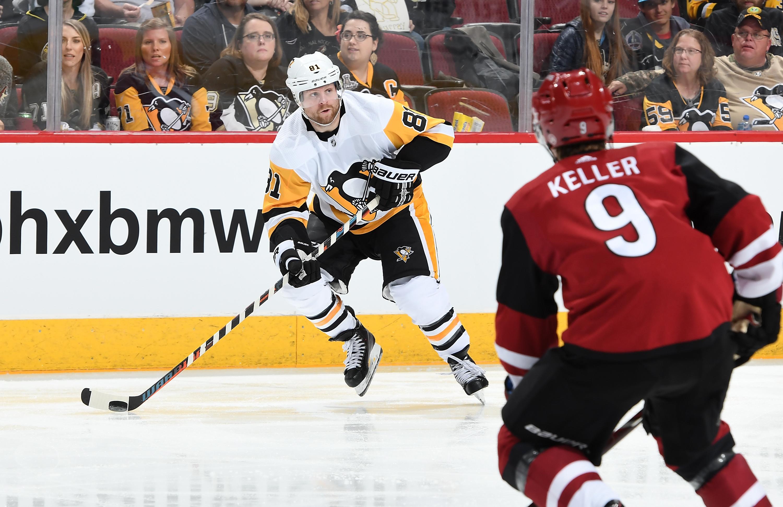 Pittsburgh Penguins v Arizona Coyotes