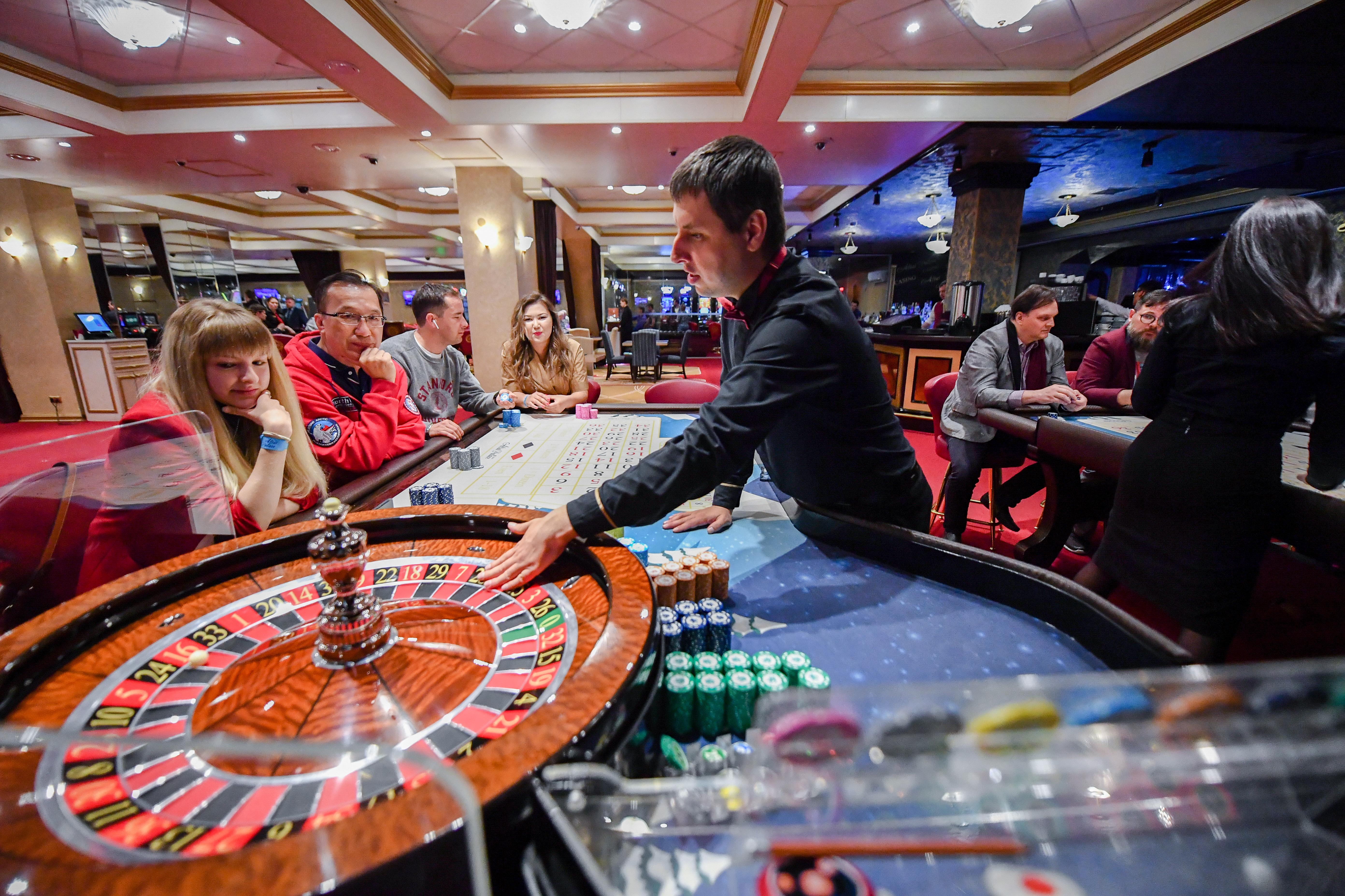 First legal casino in Altai Territory, Russia