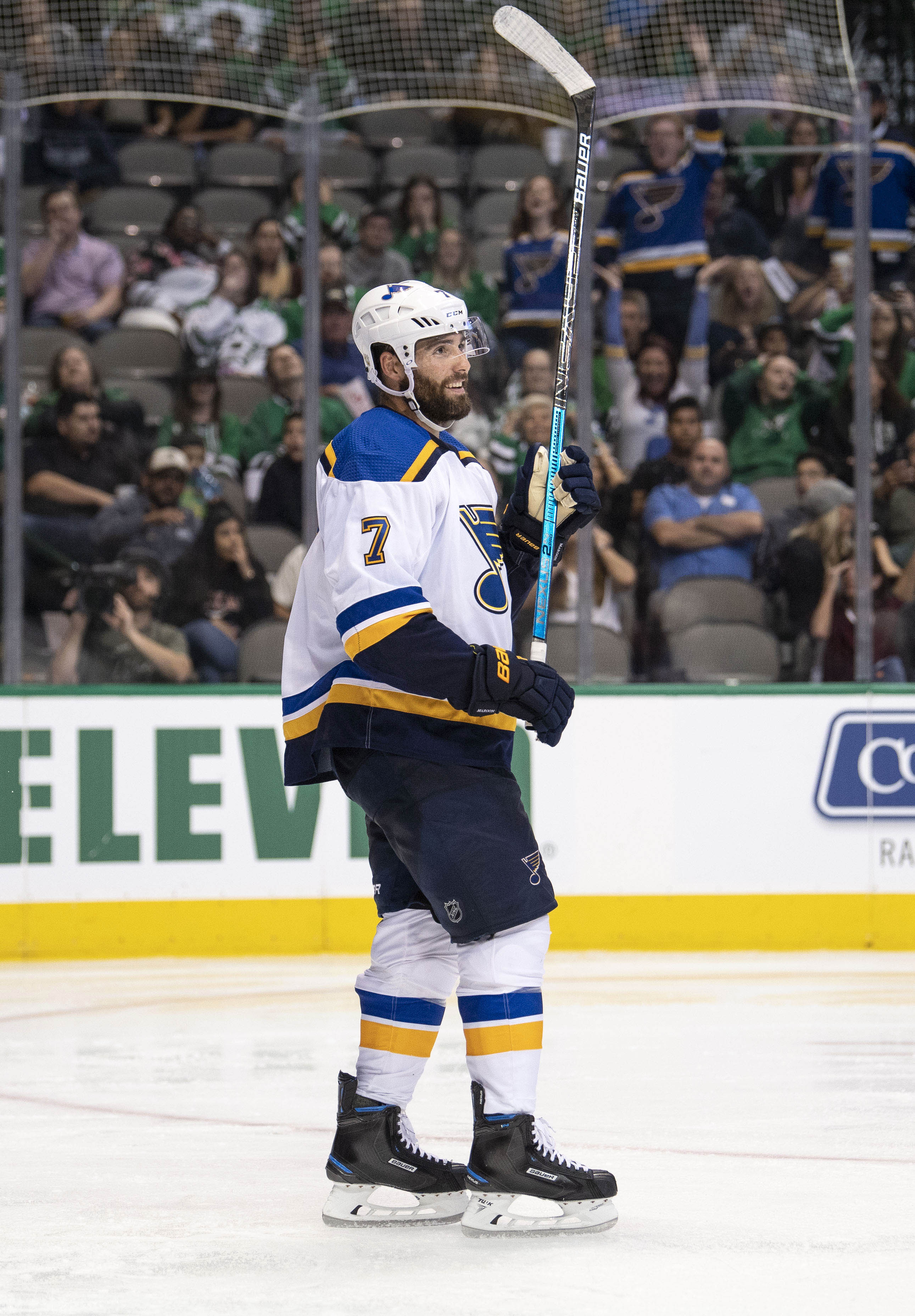 NHL: Preseason-St. Louis Blues at Dallas Stars