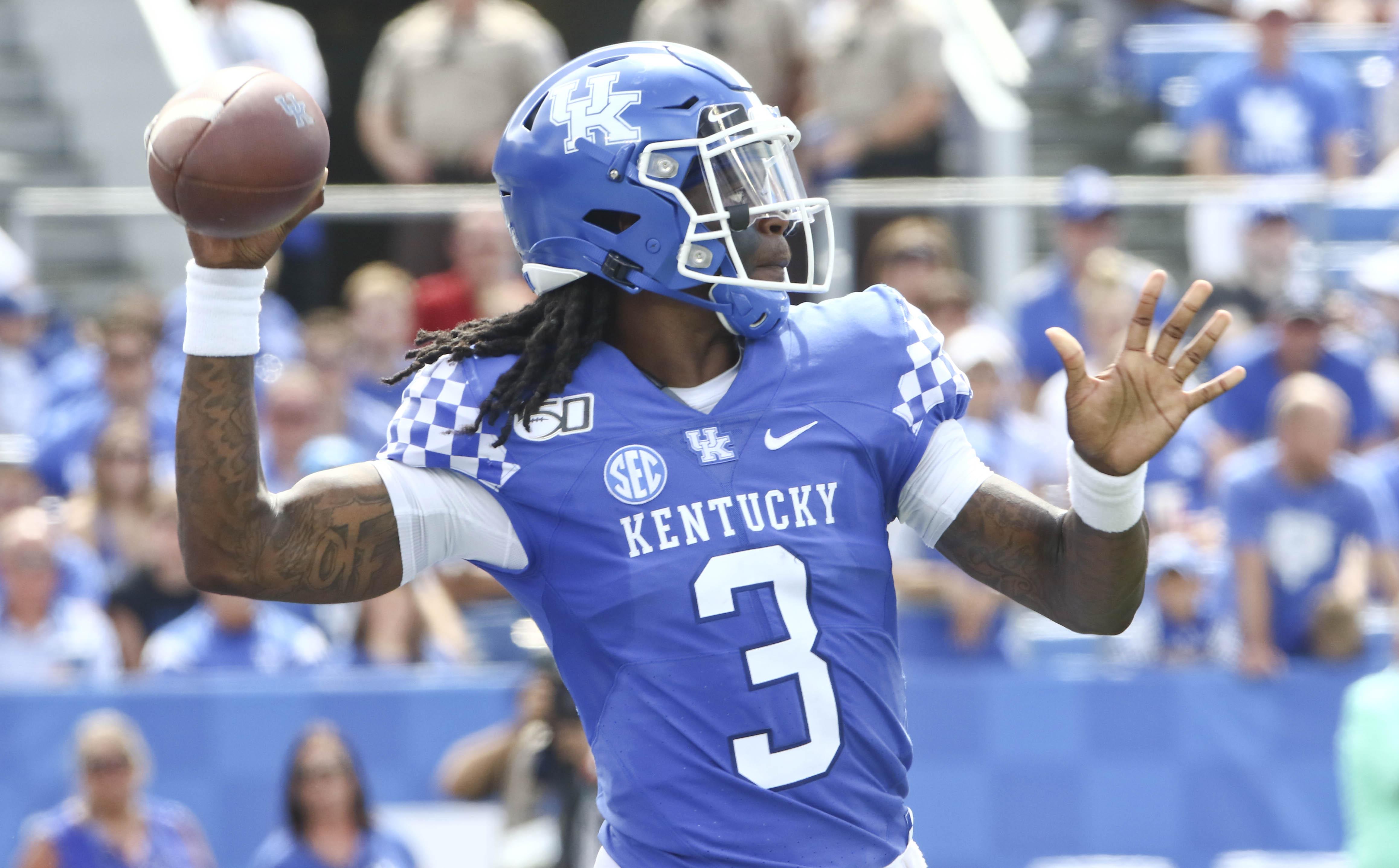 NCAA Football: Toledo at Kentucky
