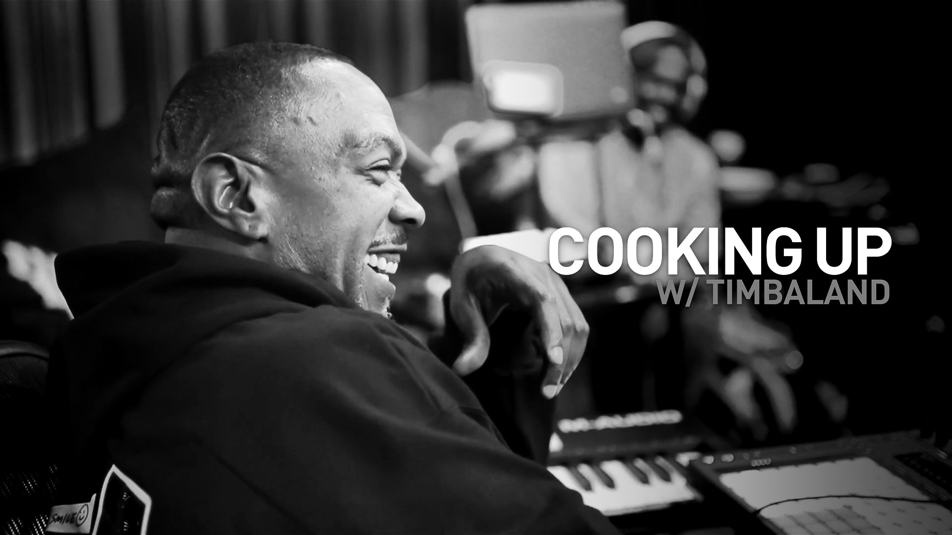 Cooking Up with Timbaland