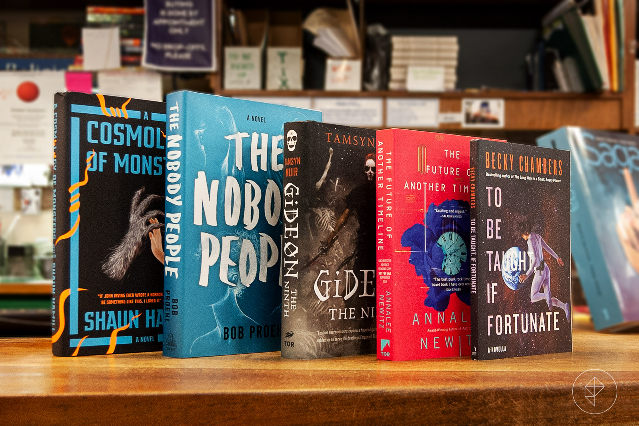 13 New science fiction and fantasy books to check out this September