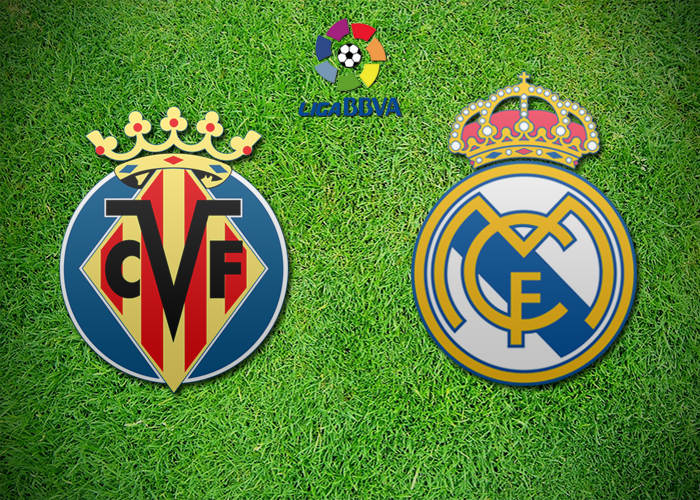 Villarreal vs. Real Madrid