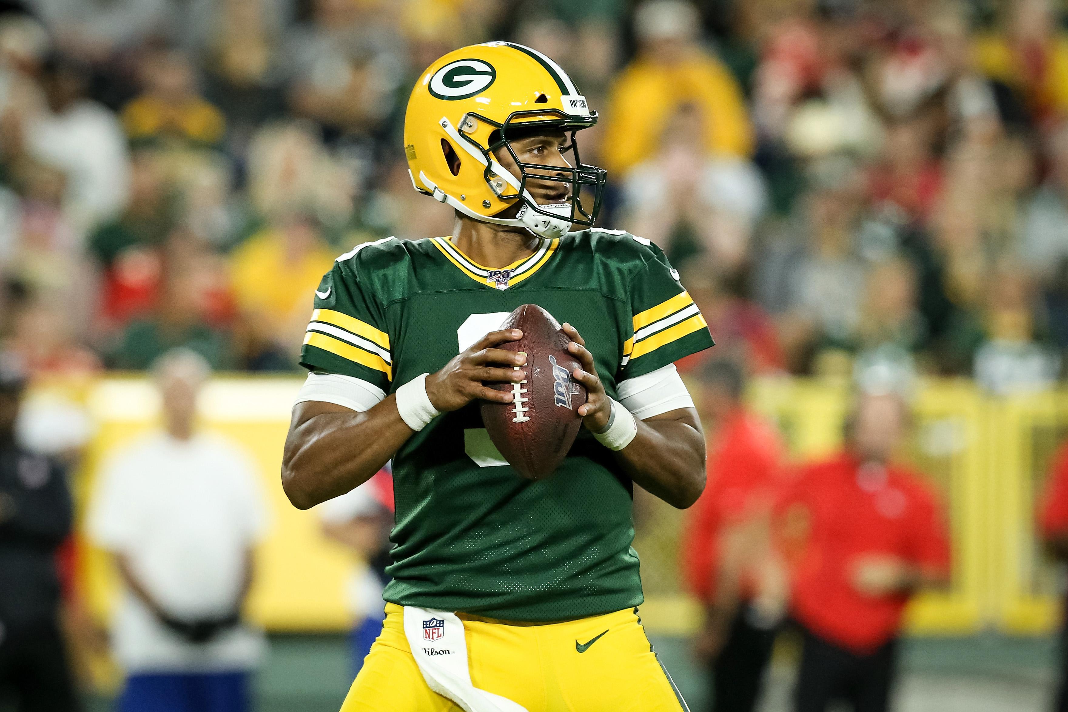 save off b2766 644a5 Notre Dame in the NFL: DeShone Kizer, Bennett Jackson Have ...