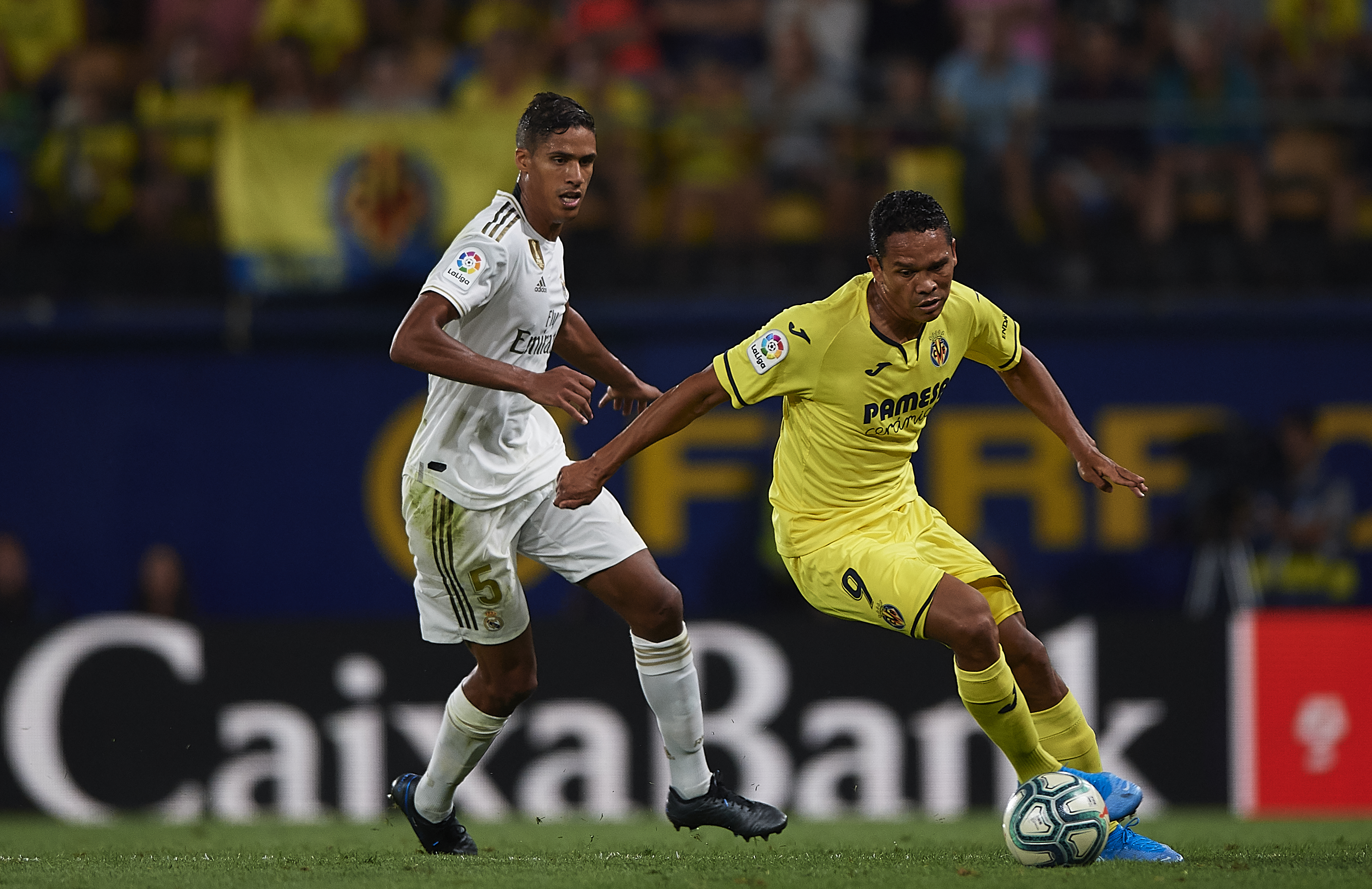 Villarreal CF v Real Madrid CF - La Liga