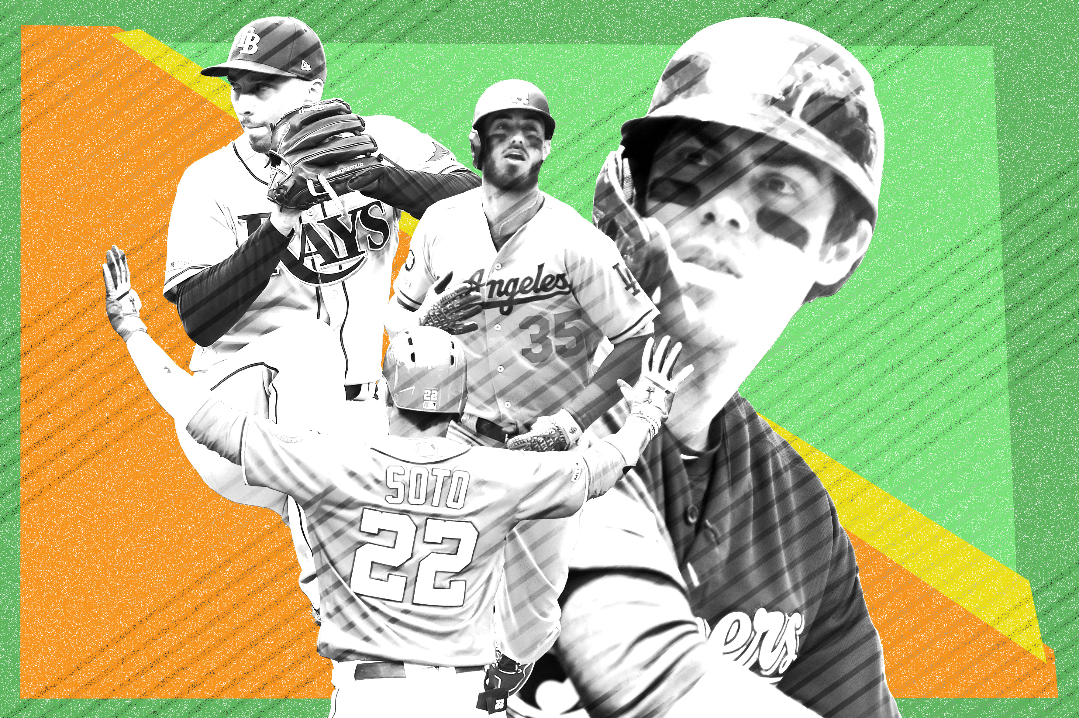 Top Mlb Keepers 2020.Fantasy Baseball Fake Teams