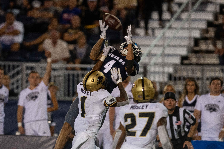 NCAA Football: Purdue at Nevada