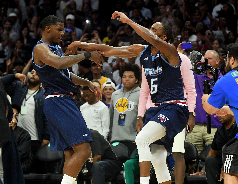 Basketball: Big Three-Championship