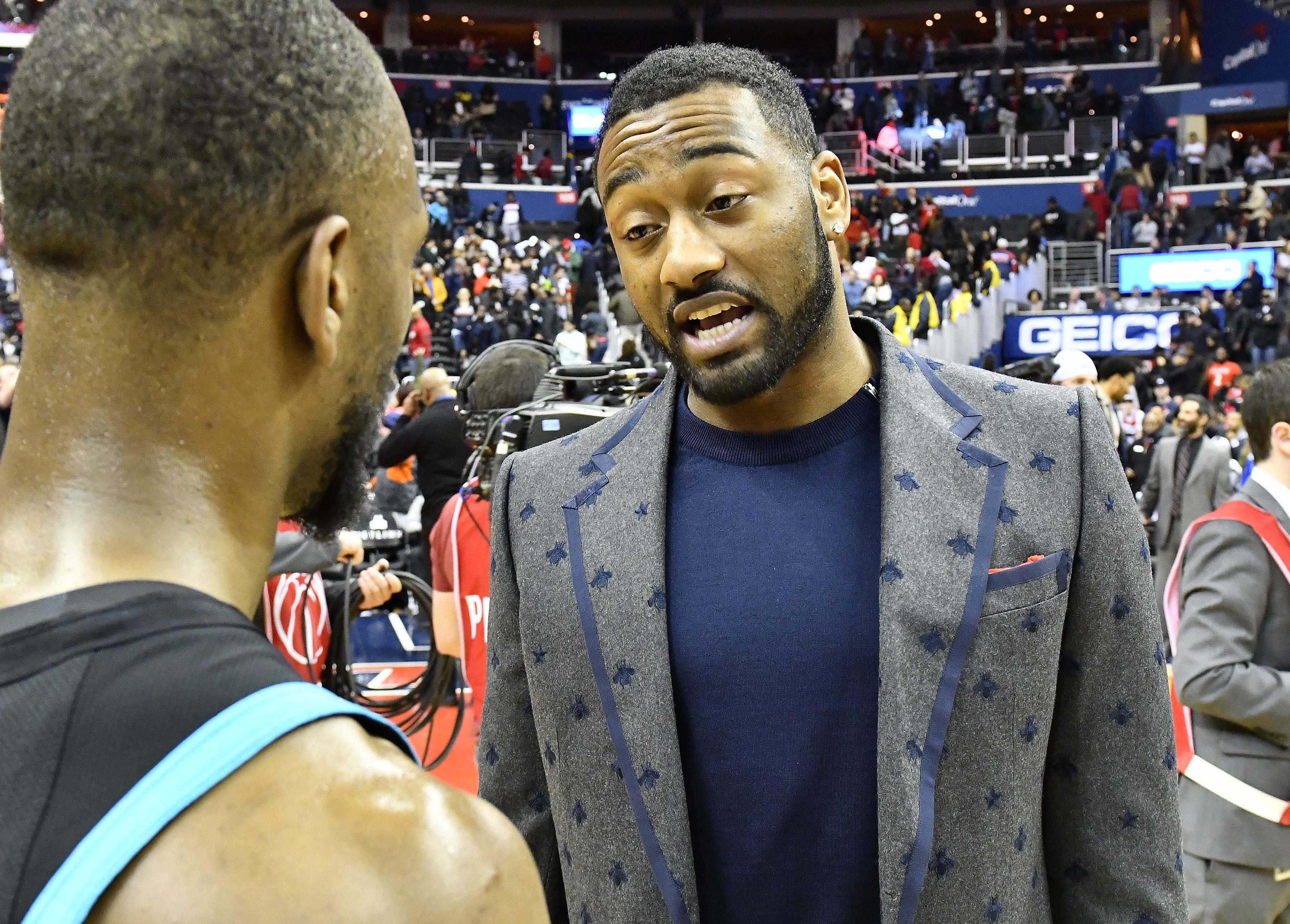 NBA: Charlotte Hornets at Washington Wizards