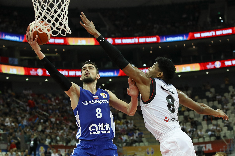 Japan v Czech Rep: Group E - FIBA World Cup 2019