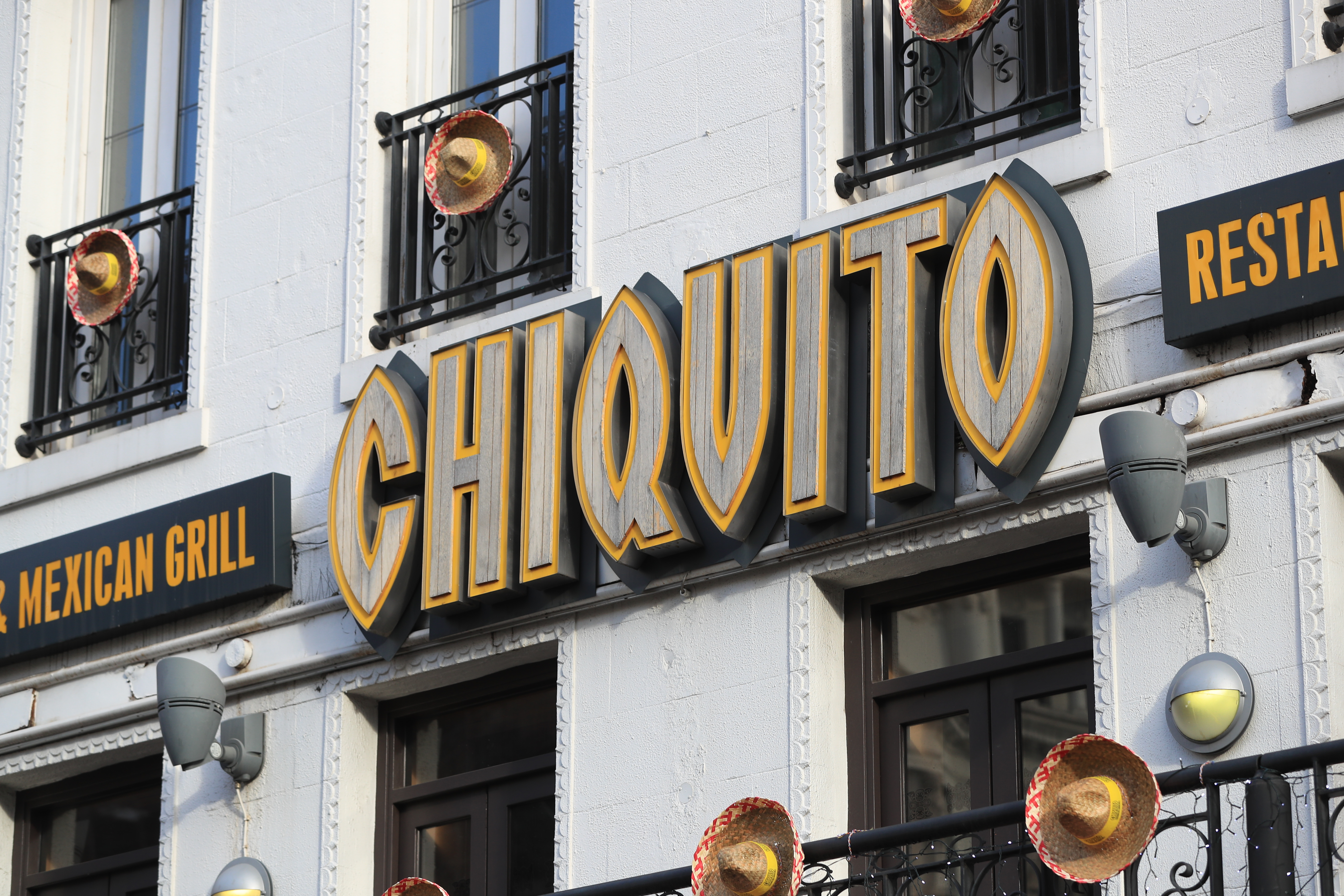 Chiquito and Frankie and Bennys could be sold in London