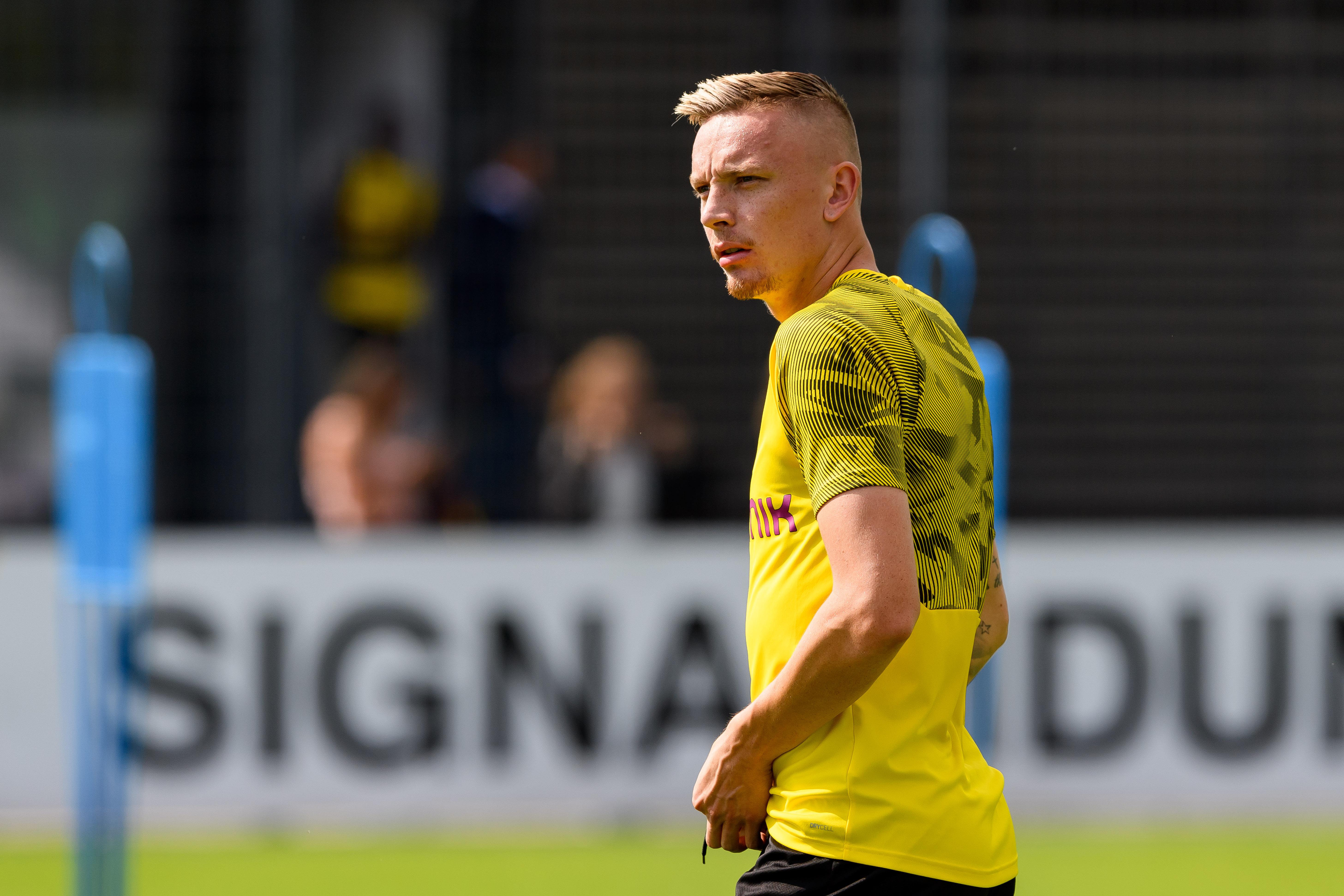 Borussia Dortmund Training Session