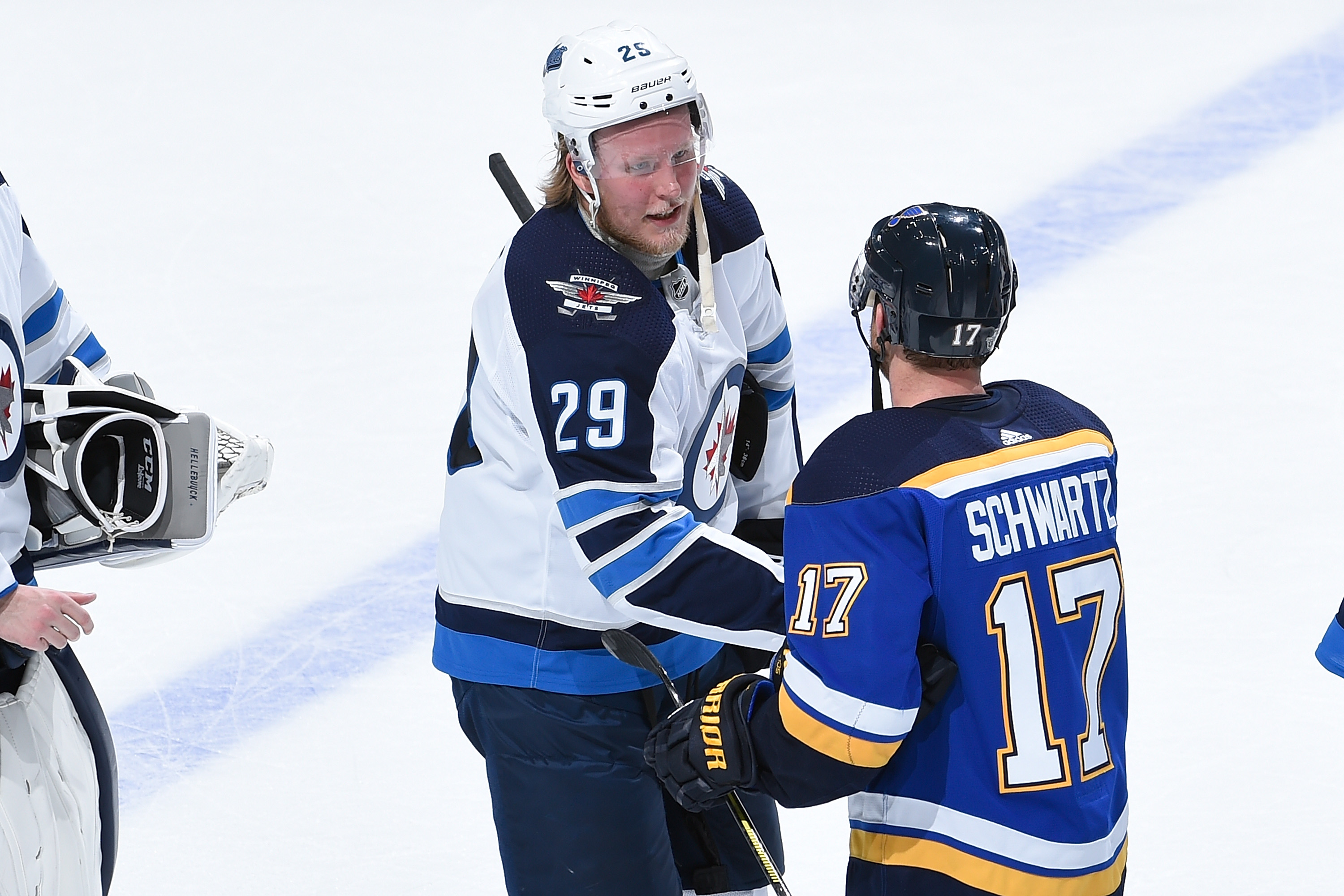 Winnipeg Jets v St Louis Blues - Game Six