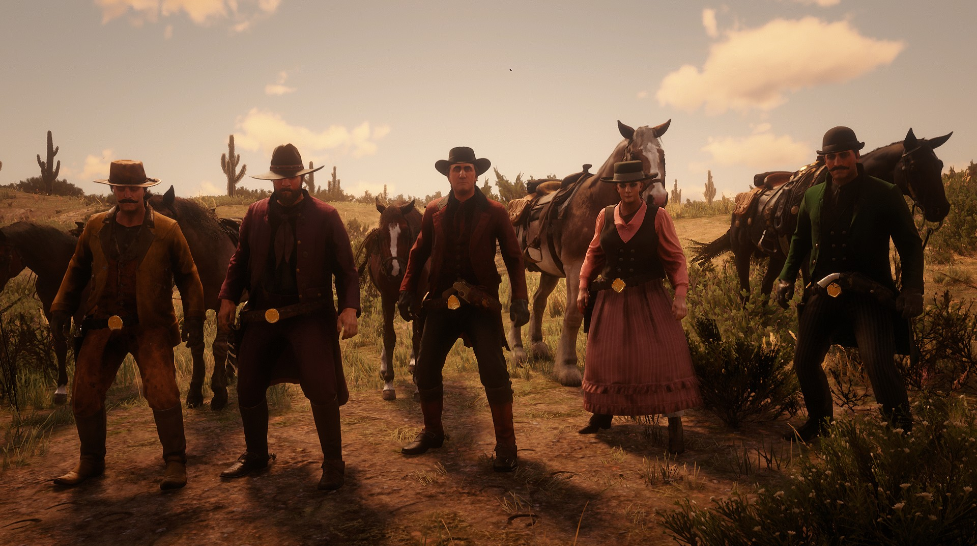 Red Dead Online's next update hits Sept. 10, brings roles to the game