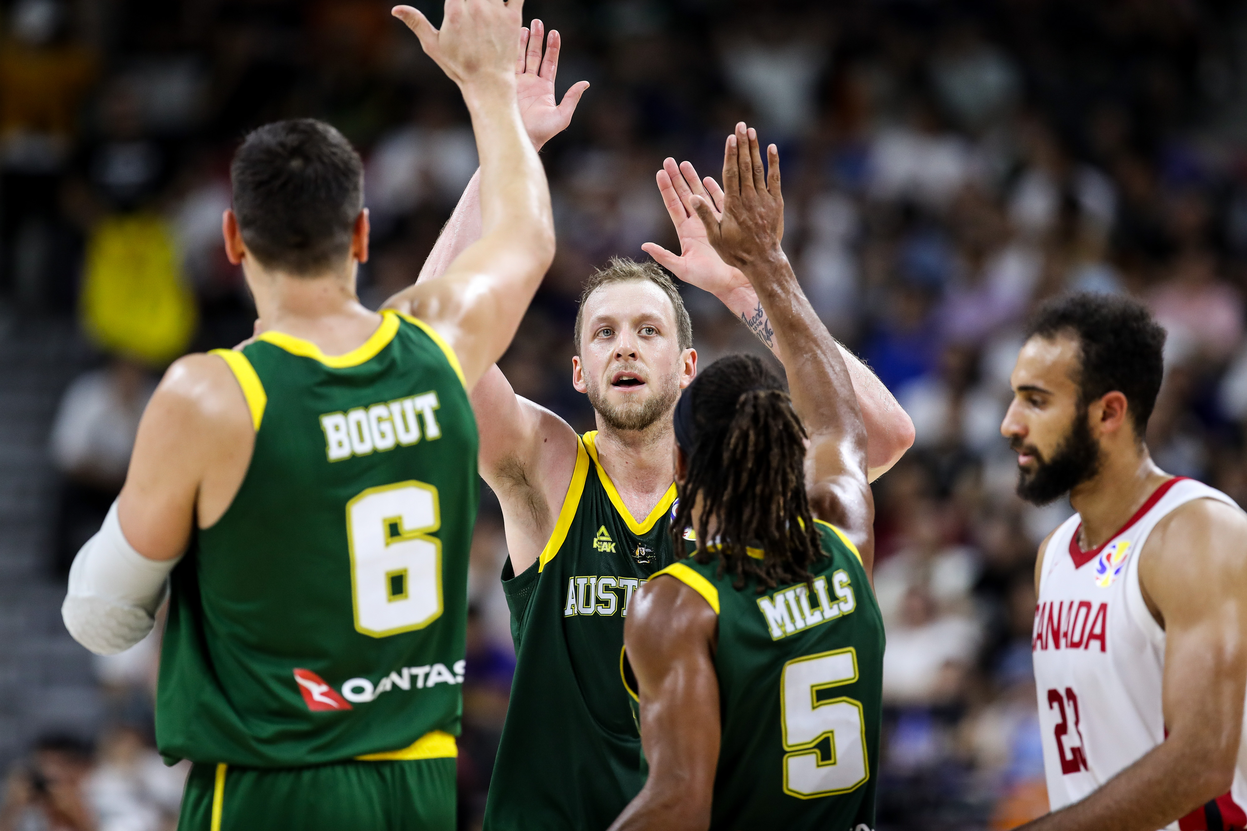 Canada v Australia: Group H - FIBA World Cup 2019