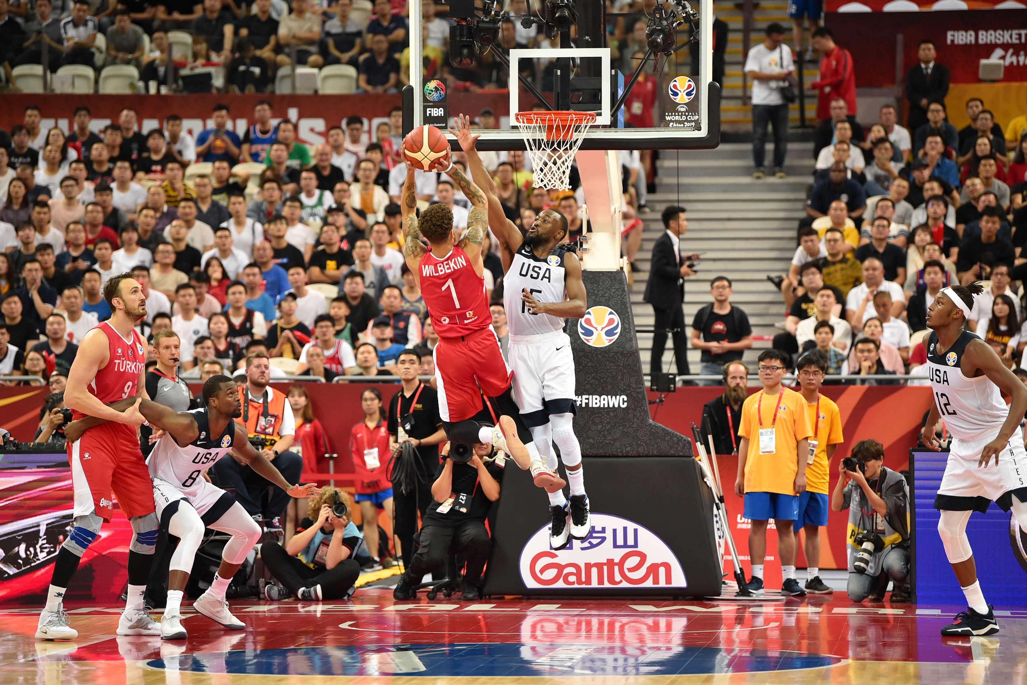 2019 FIBA Basketball World Cup - USA v Turkey