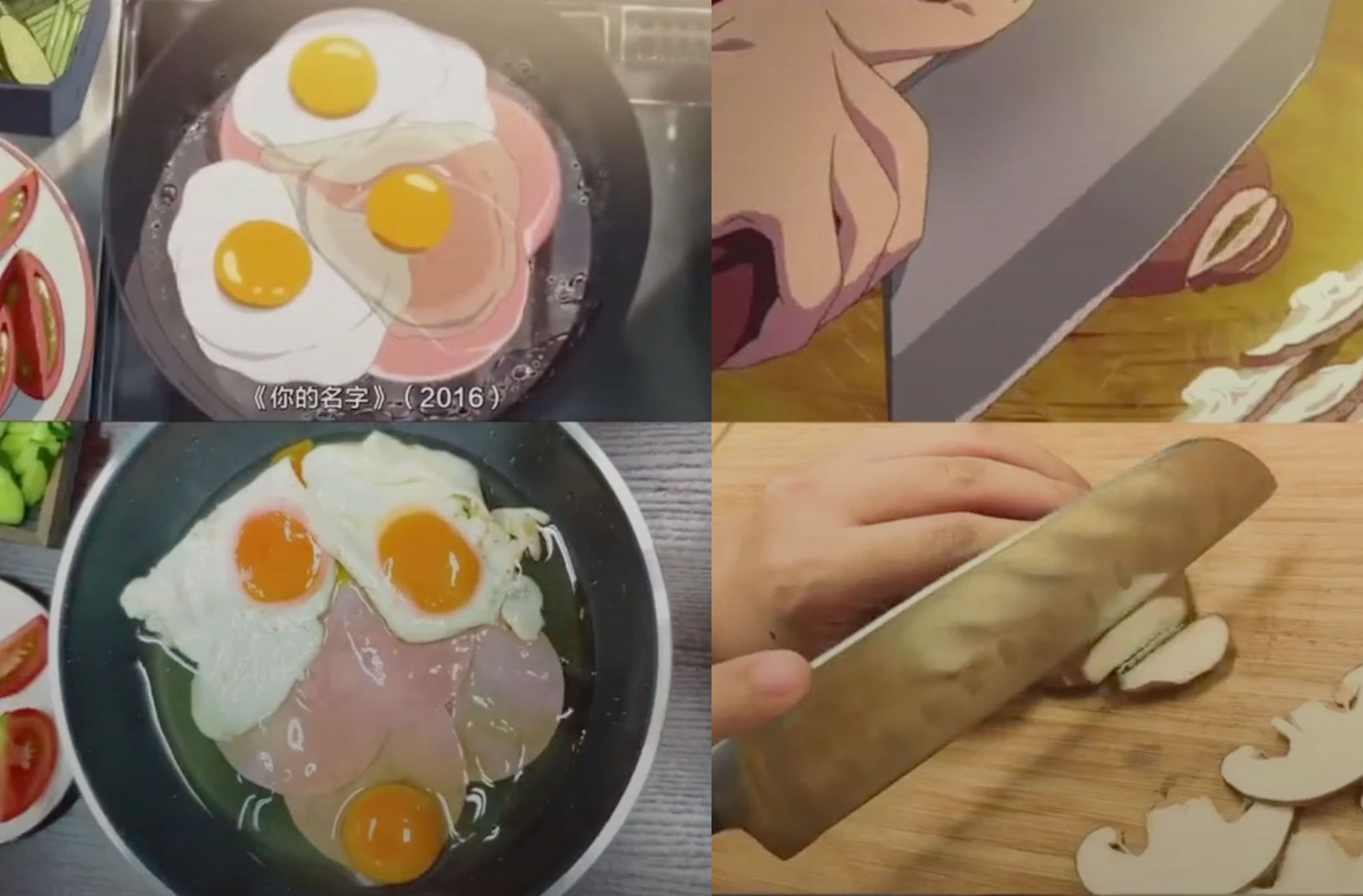 These Serene TikToks Recreating Anime Food Scenes Will Make You Happy and Hungry