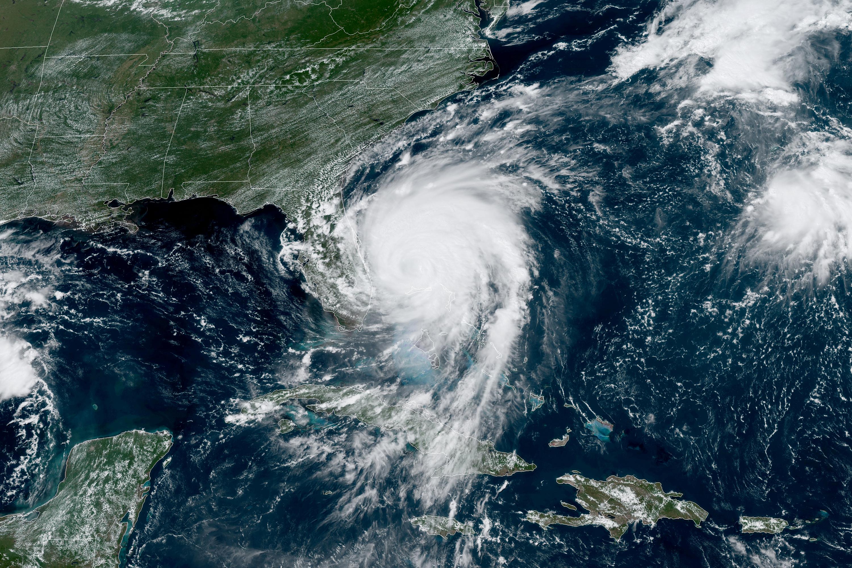 Florida Remains On Alert As Hurricane Dorian Nears Atlantic Coast
