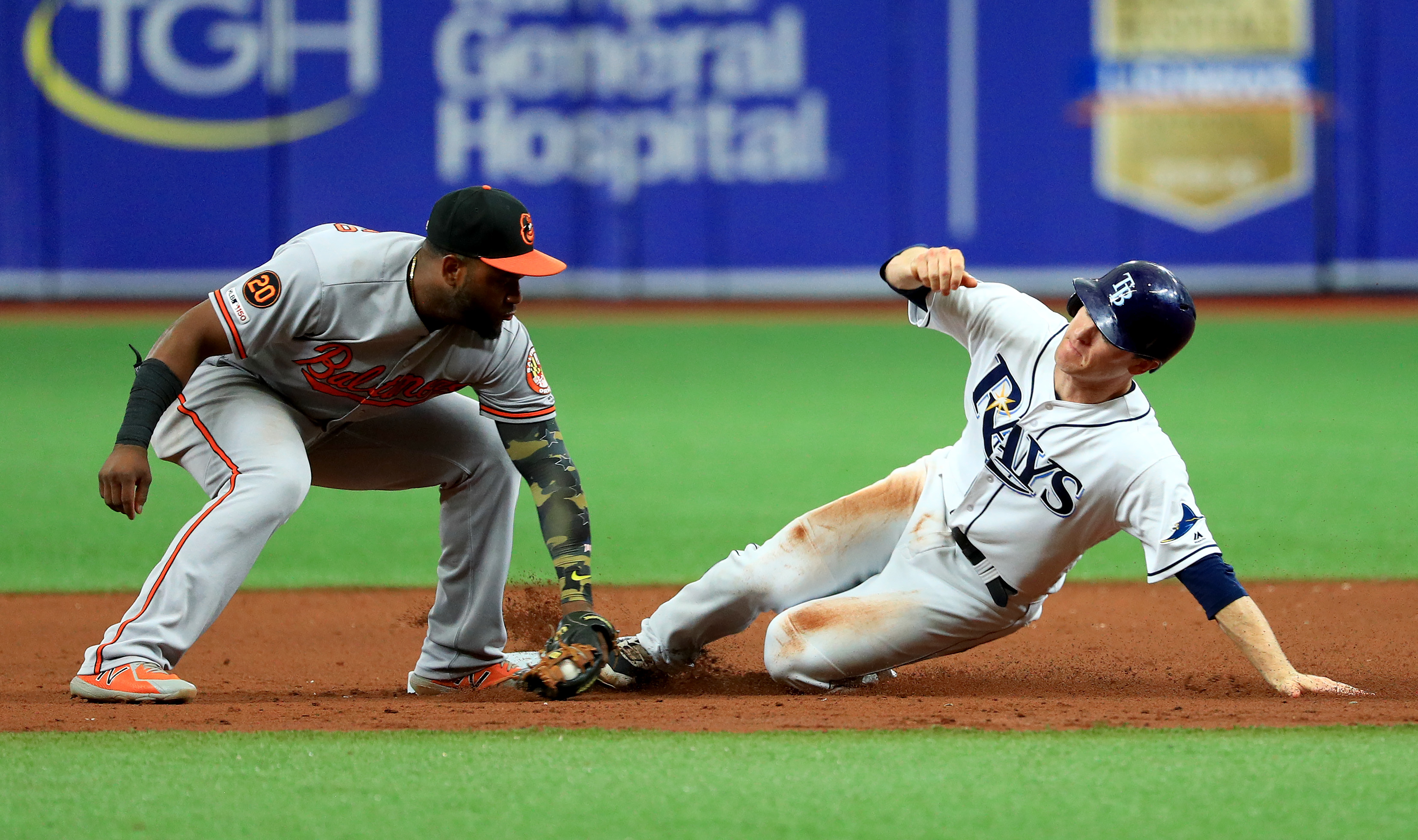 Baltimore Orioles v Tampa Bay Rays - Game One