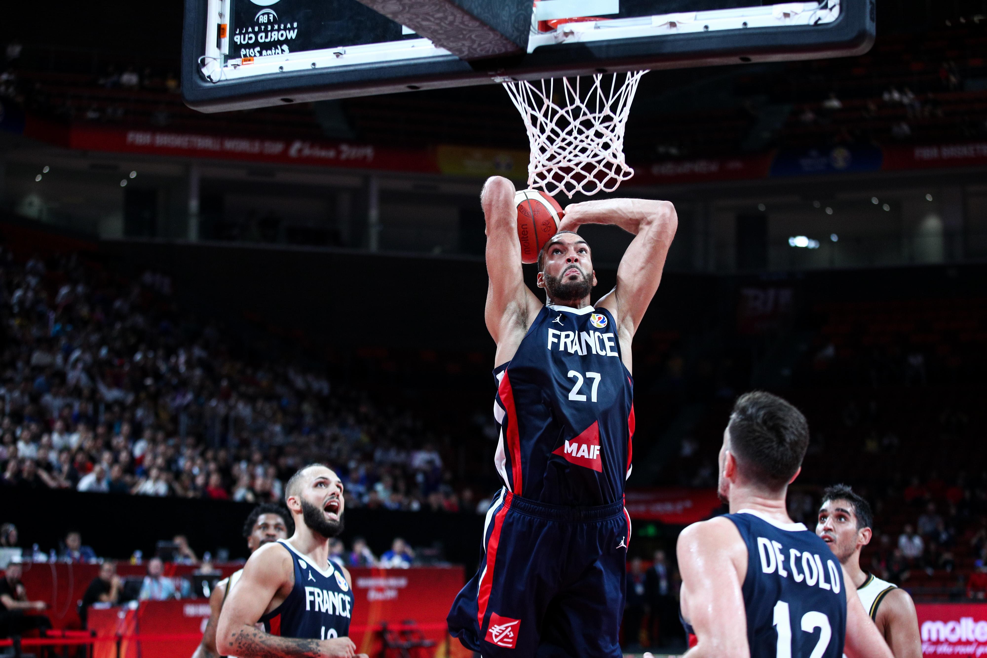 Jordan v France: Group G - FIBA World Cup 2019