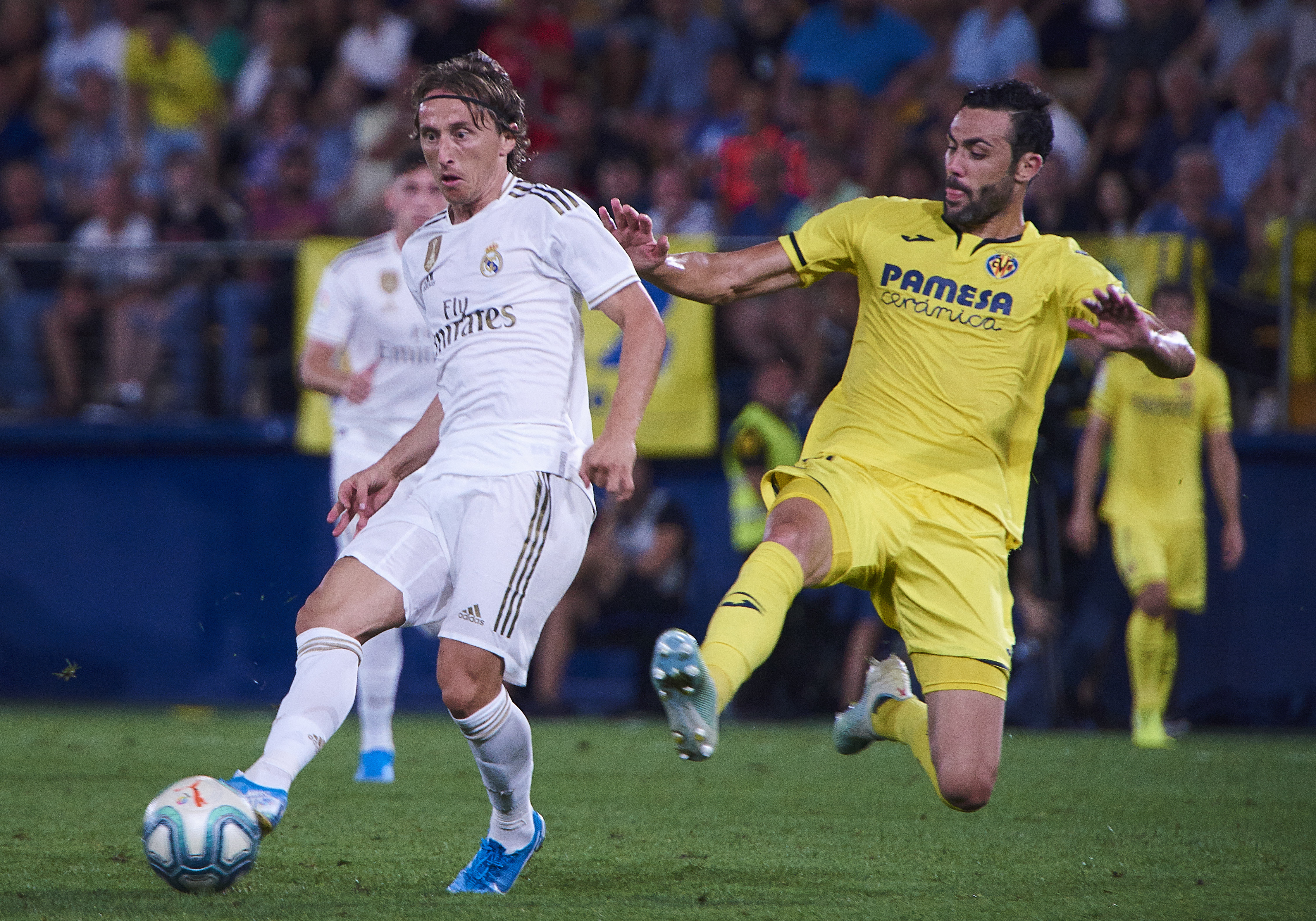 SOCCER: SEP 01 La Liga - Real Madrid CF at Villarreal CF
