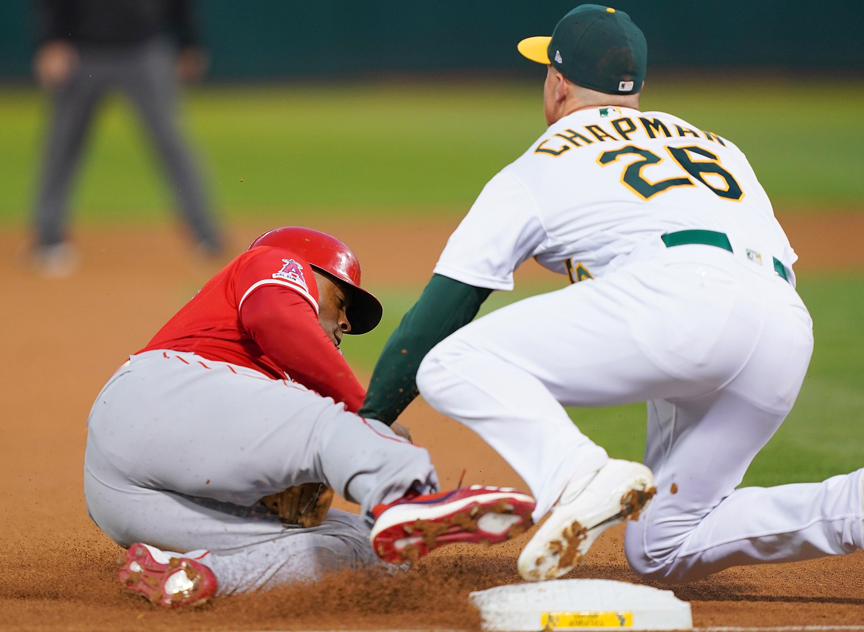 Los Angeles Angels of Anaheim v Oakland Athletics