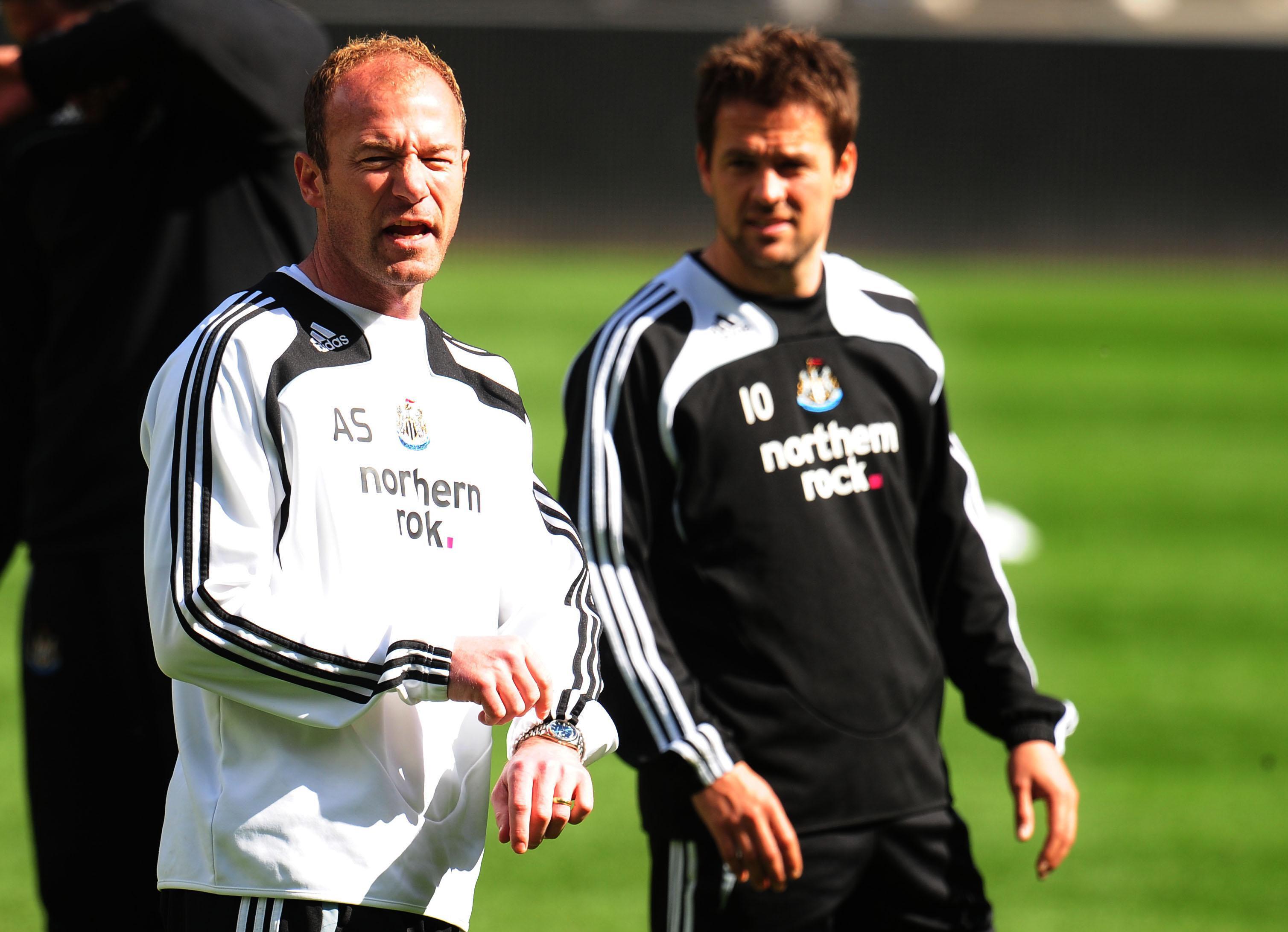 Soccer - Newcastle United Press Day - St James' Park