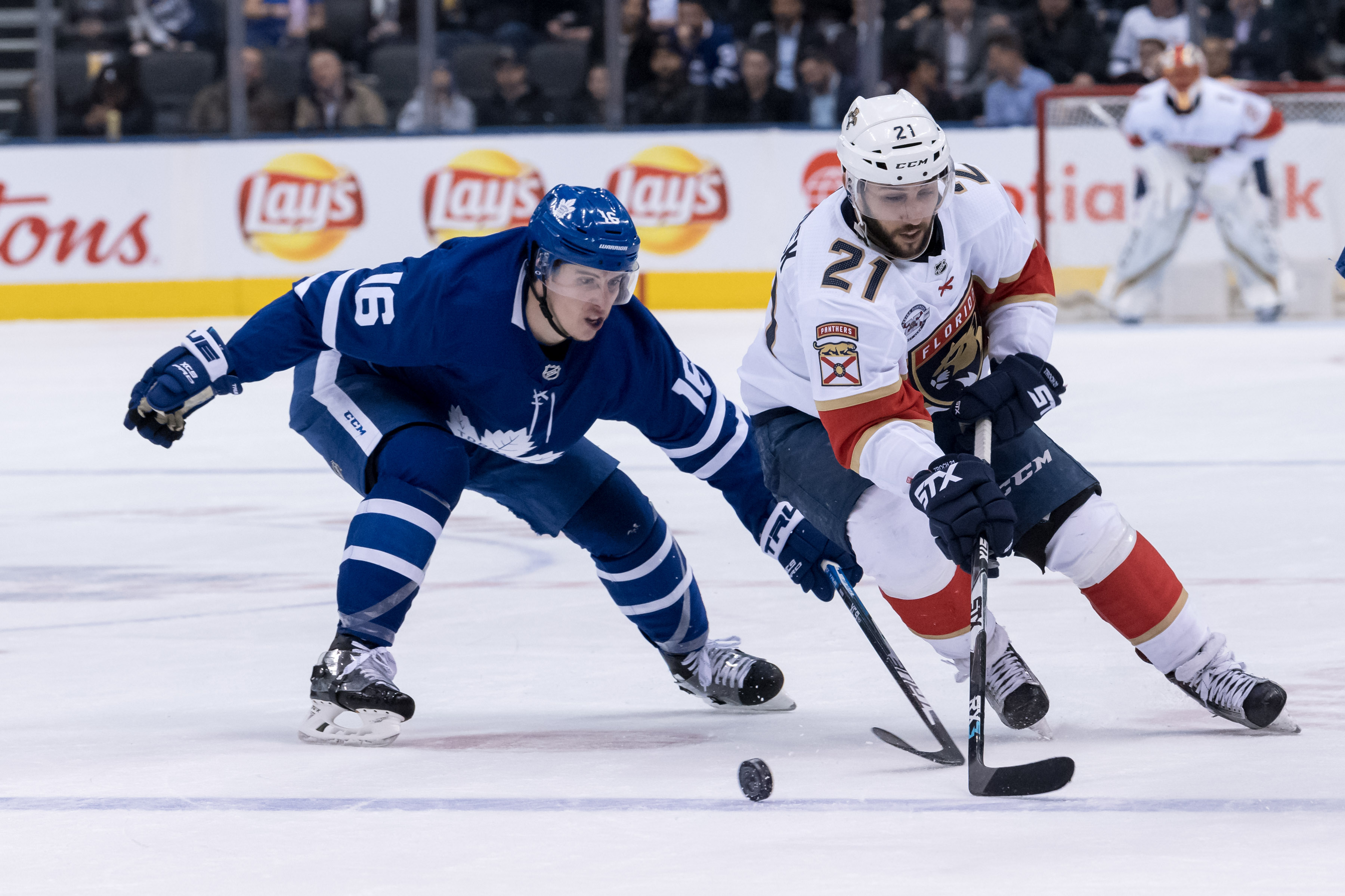 NHL: MAR 25 Panthers at Maple Leafs