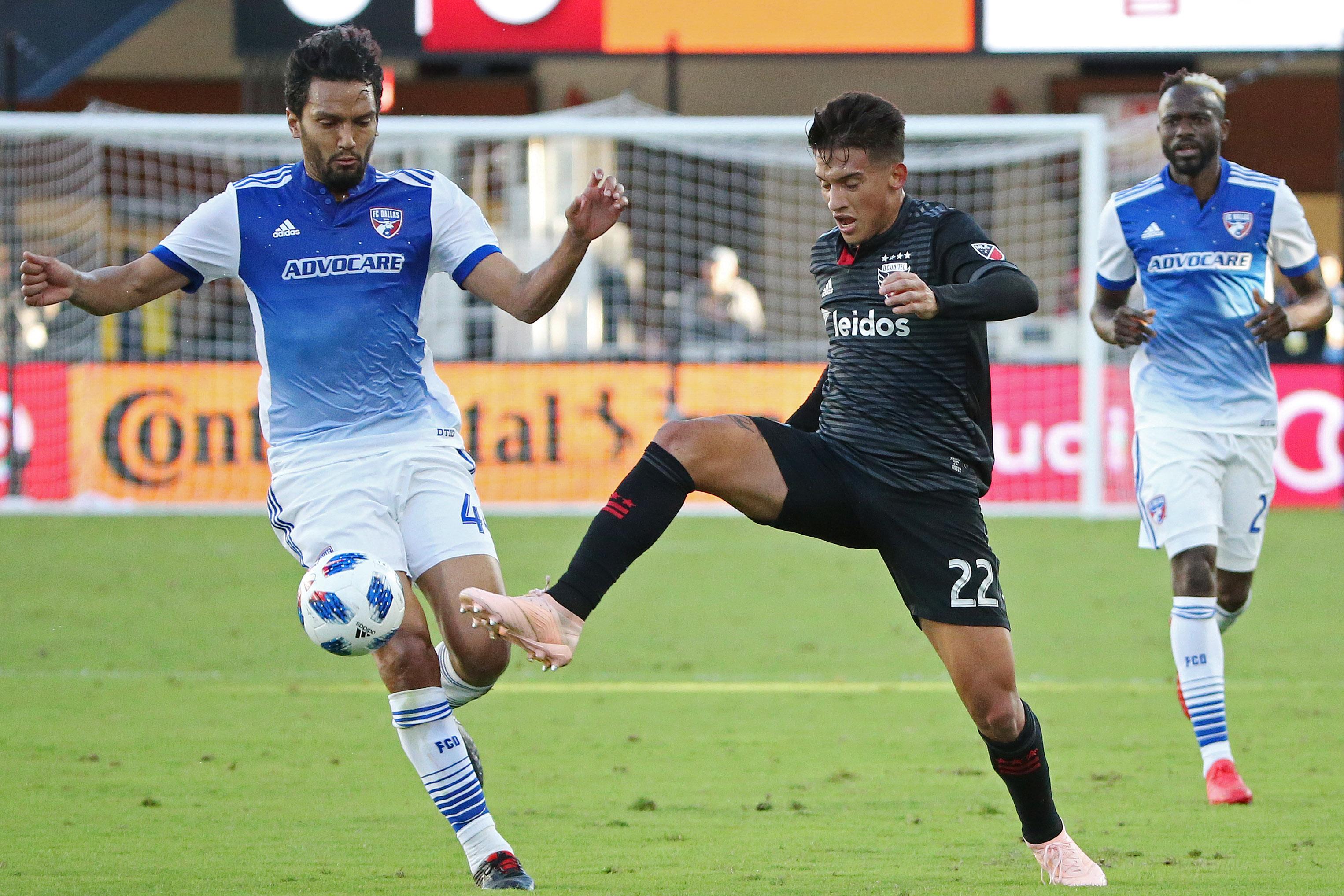 MLS: FC Dallas at D.C. United